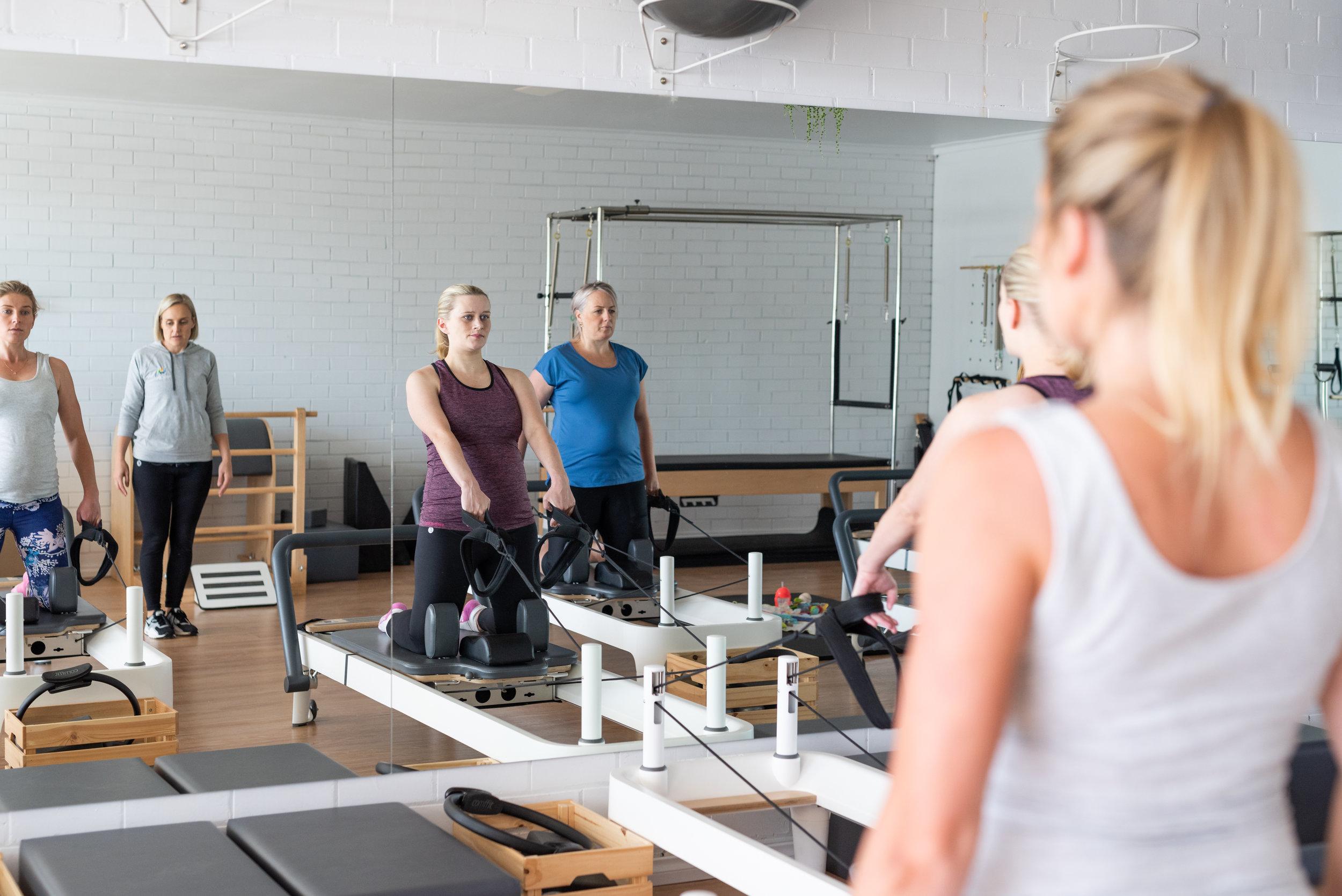 Pregnancy Pilates Ballarat