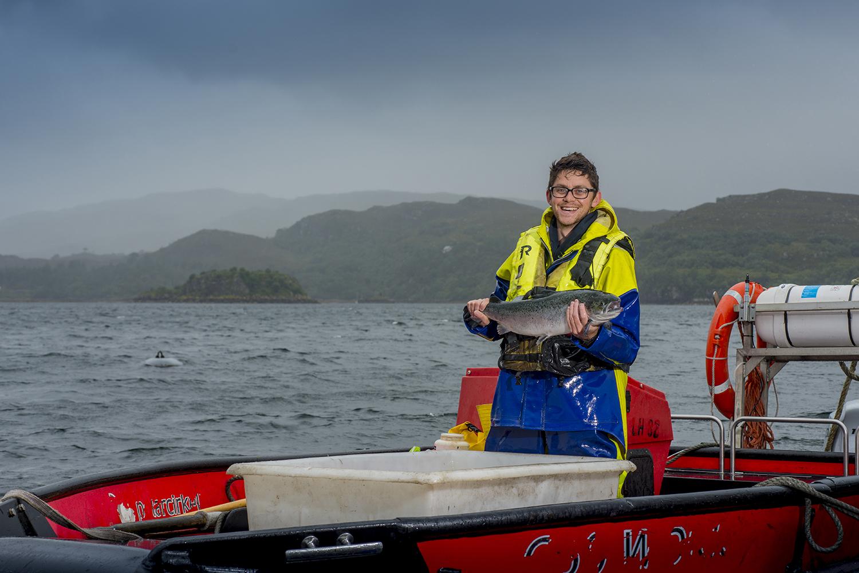Scottish Salmon Company, Biologist, Torridon.jpg