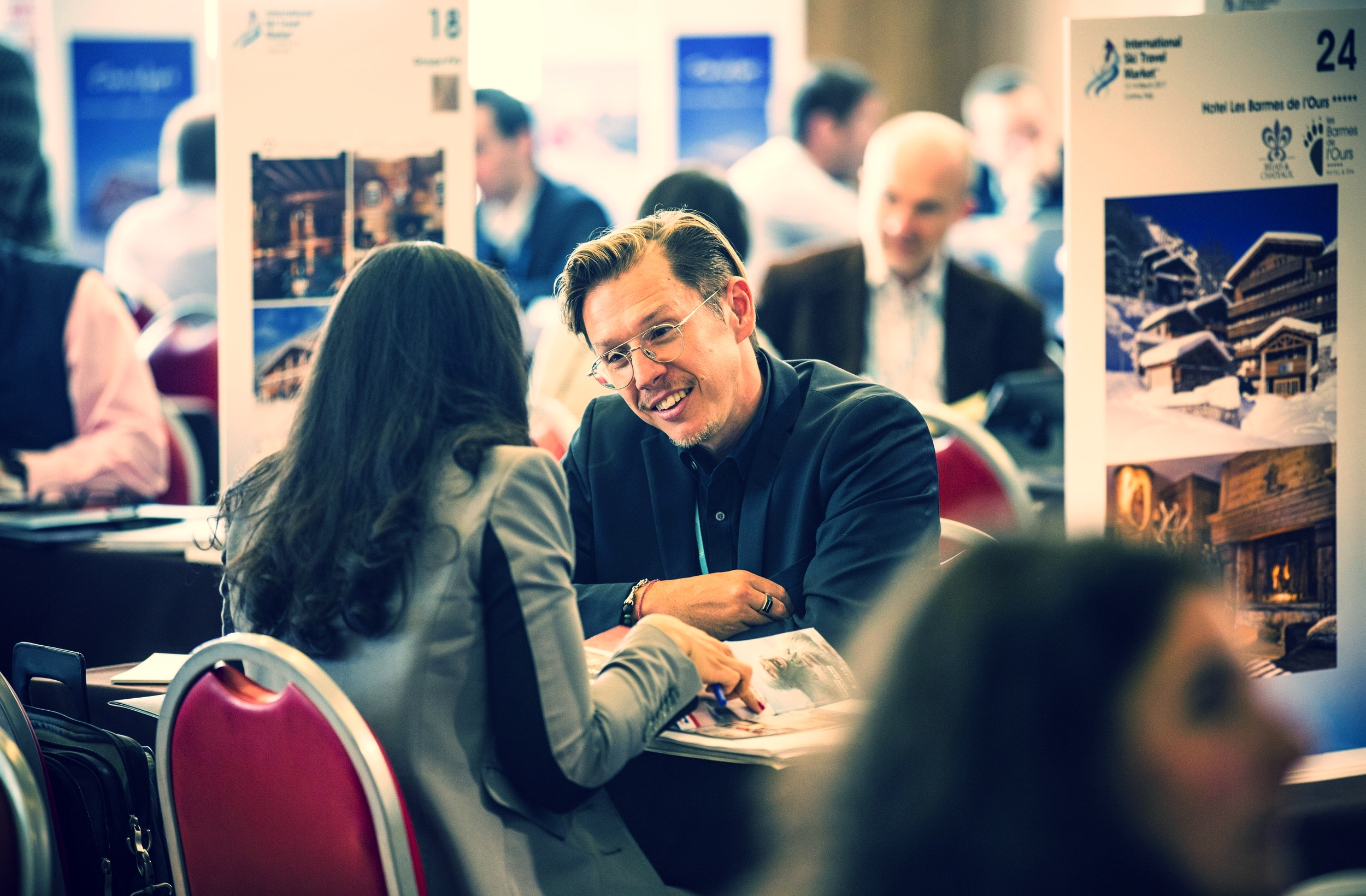 JOIN US AS A HOSTED BUYER - Are you looking to grow your network, develop your business, strengthen relationships? Discover why ISTM should be the first event in your diary in 2020.