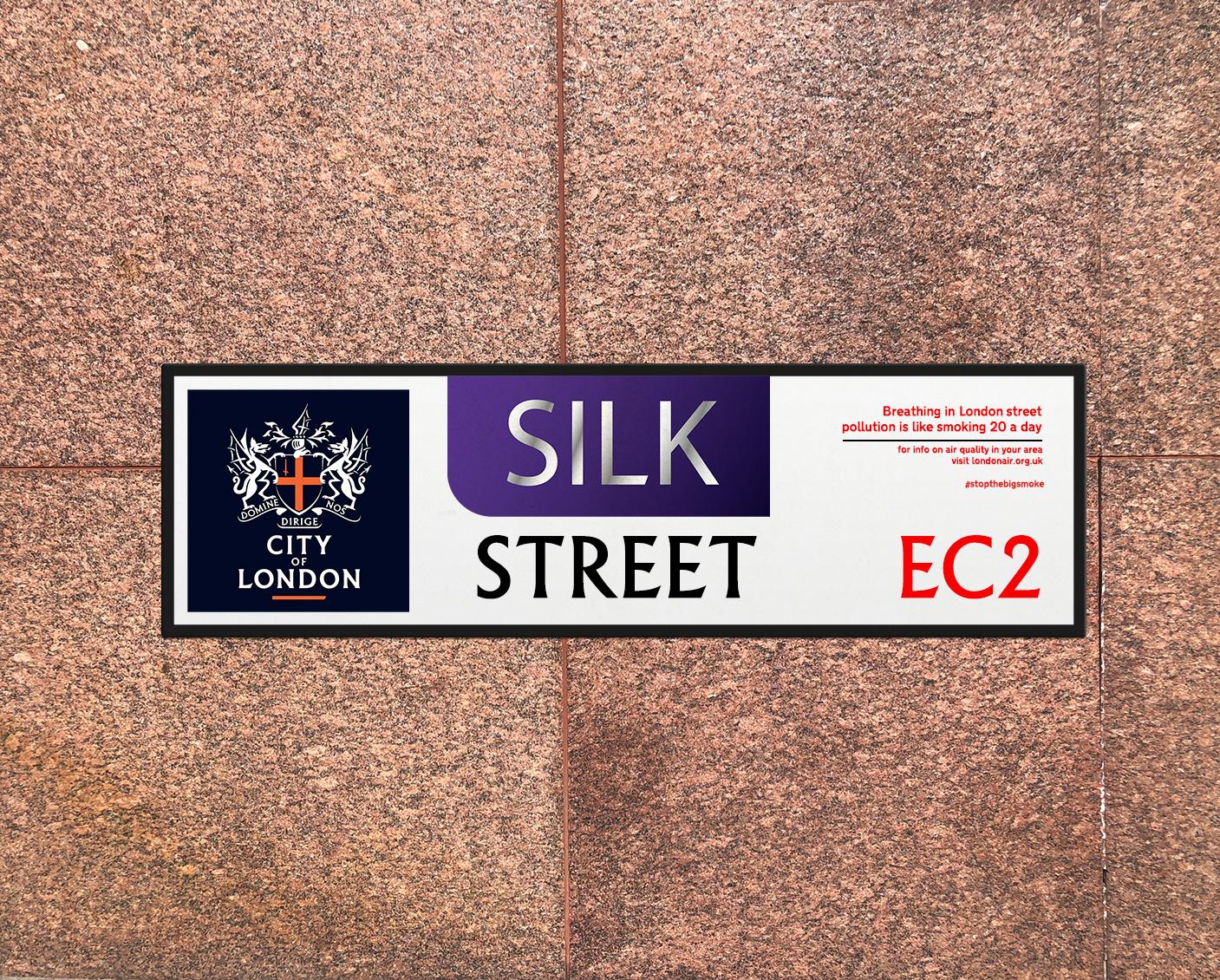 Silk Street, EC2