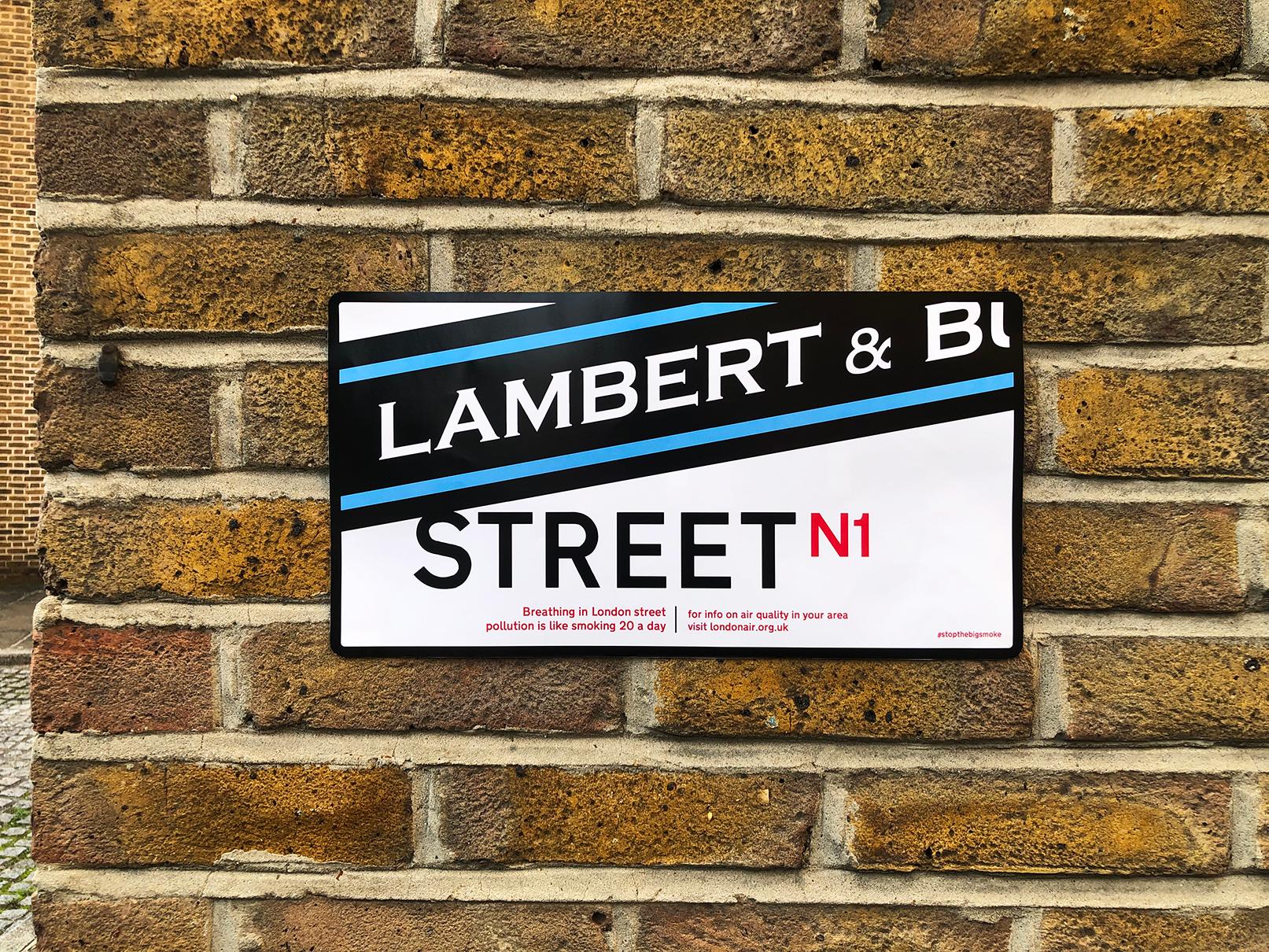 Lambert Street, N1