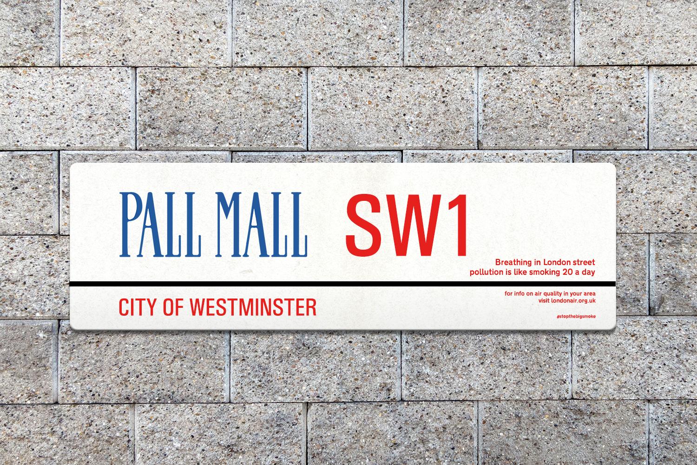 Pall Mall, SW1