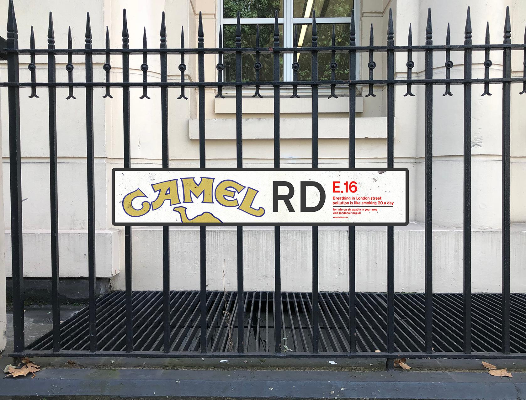 Camel Road, E19