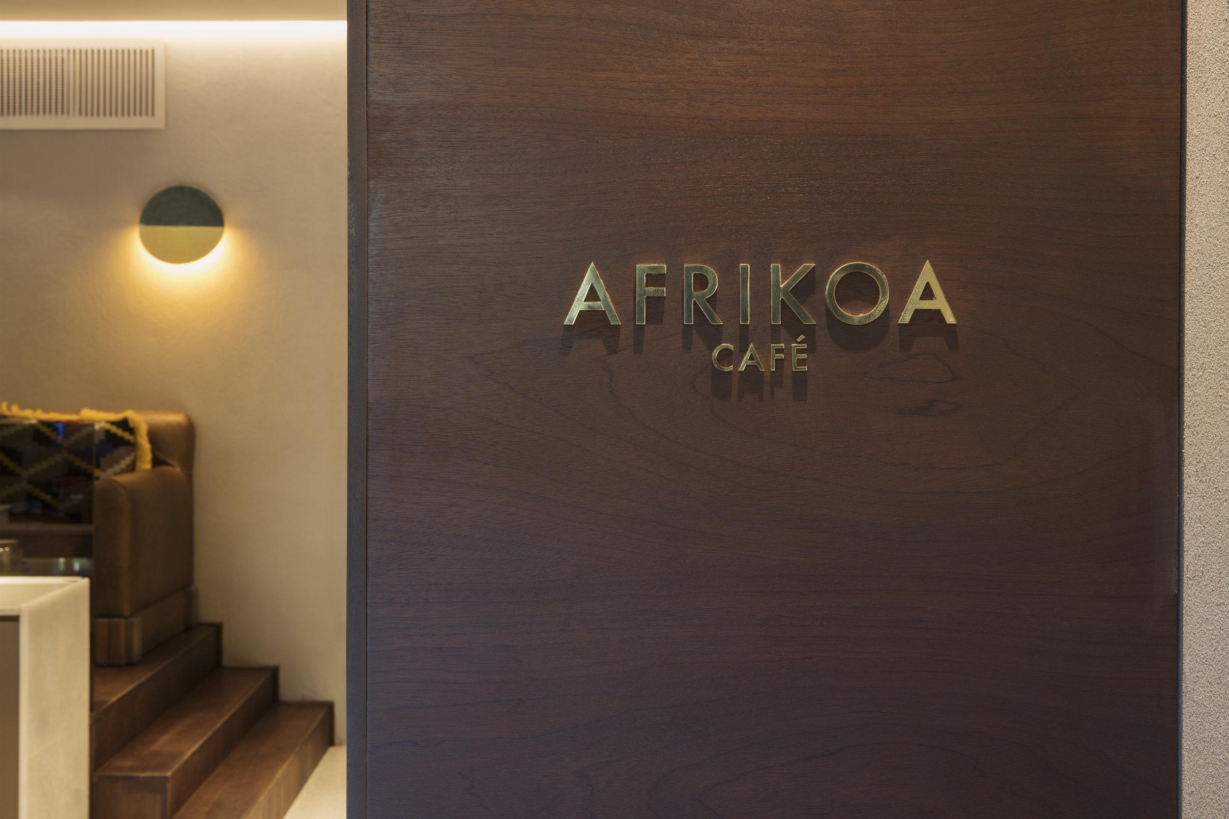 Afrikoa -