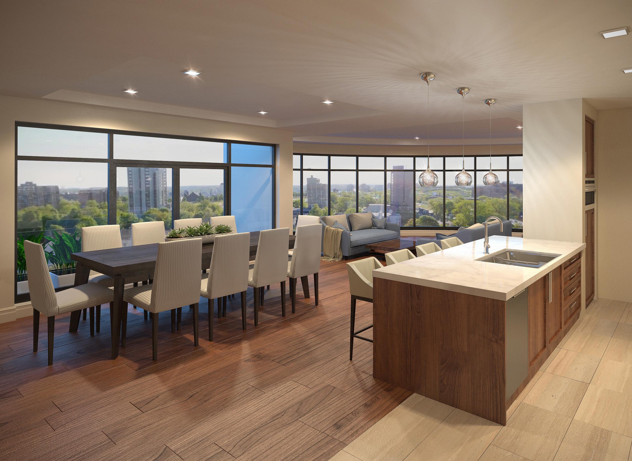 The Keep Penthouse - Condominium