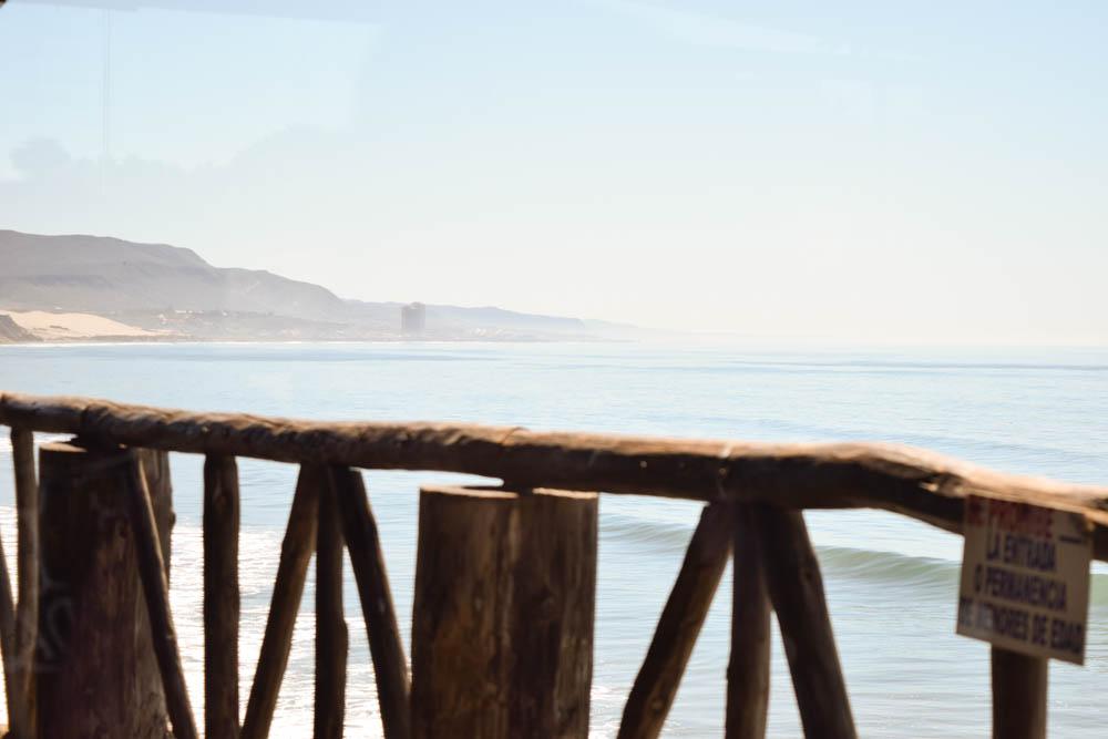 View from Villa Ortega's, Puerto Nuevo
