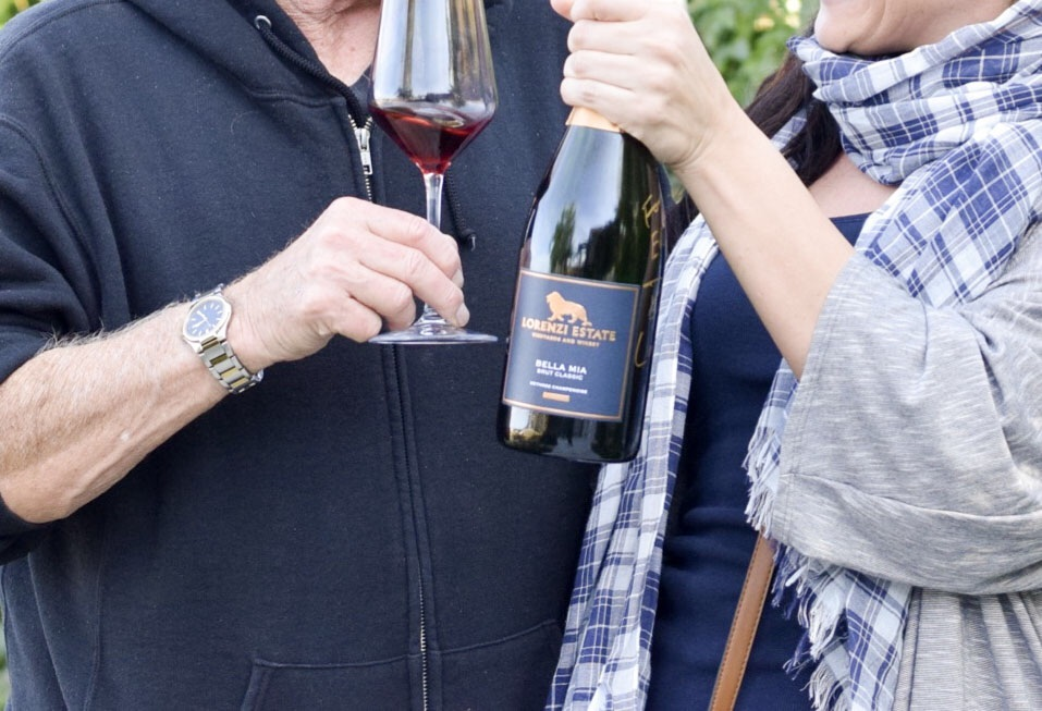 With Love Paper and Wine | Lorenzi Estates Winery