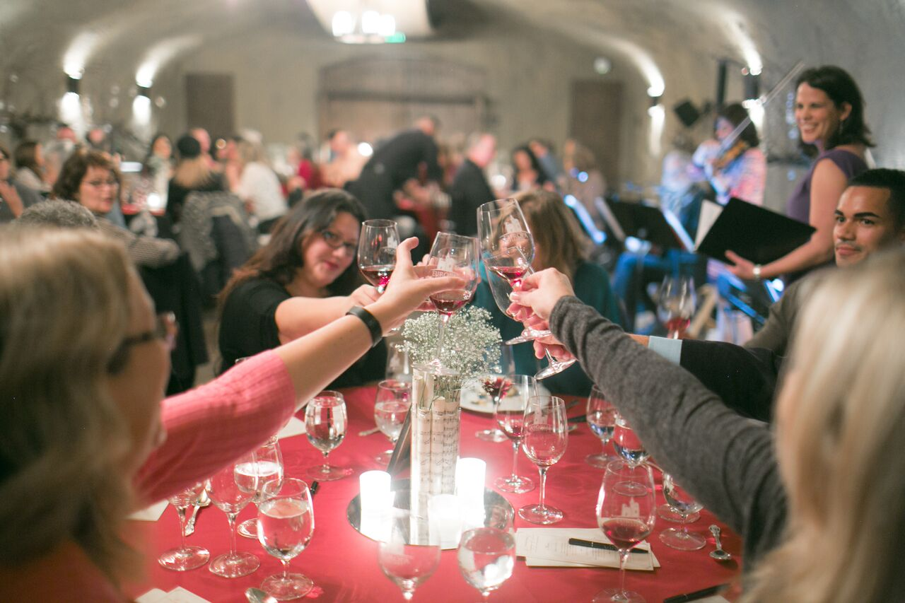 With Love Paper and Wine | Europa Village | Clifton Photography | 5 Senses Tastings