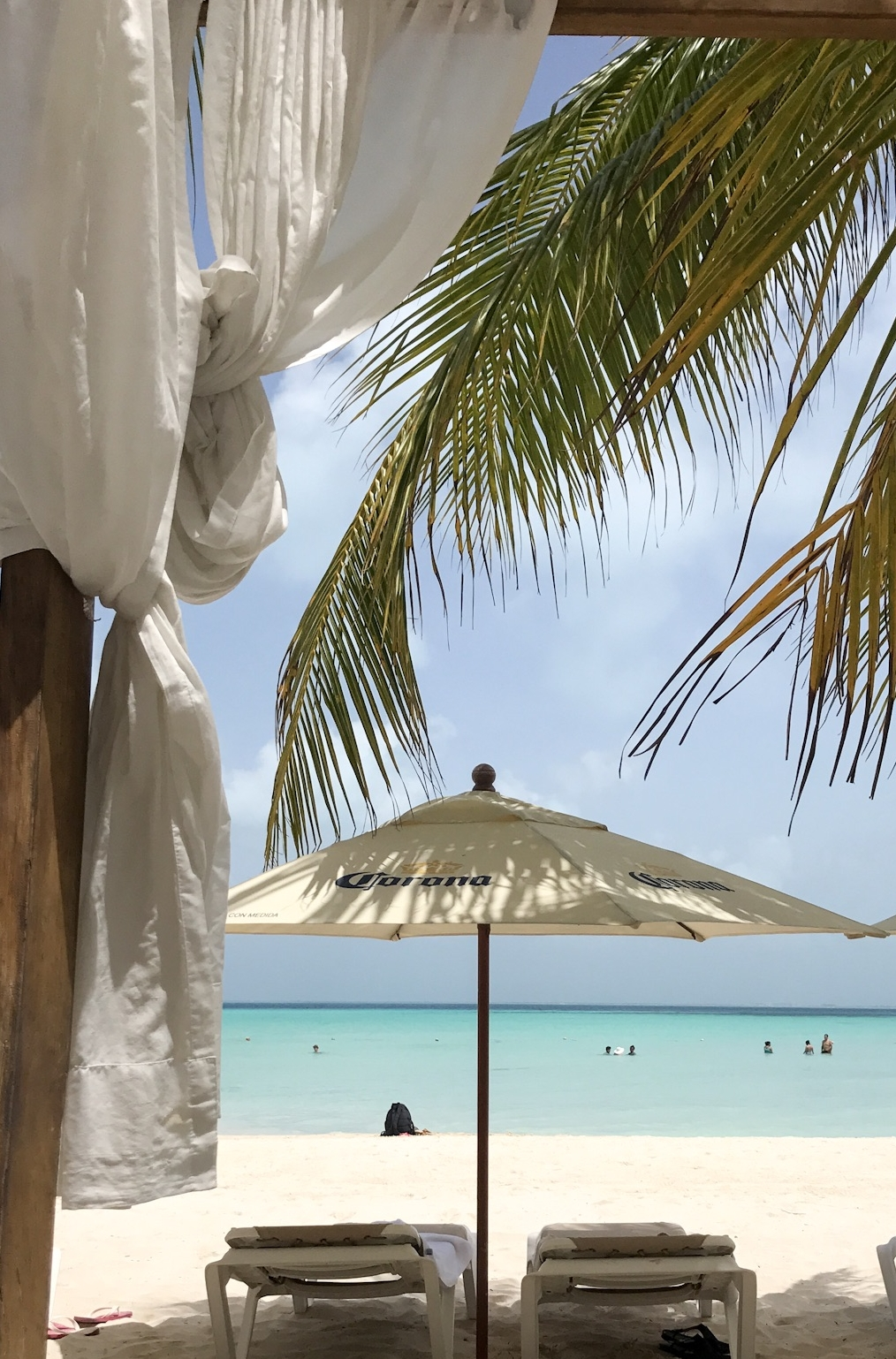 Playa Norte   Isla Mujeres Mexico   With Love Paper and Wine