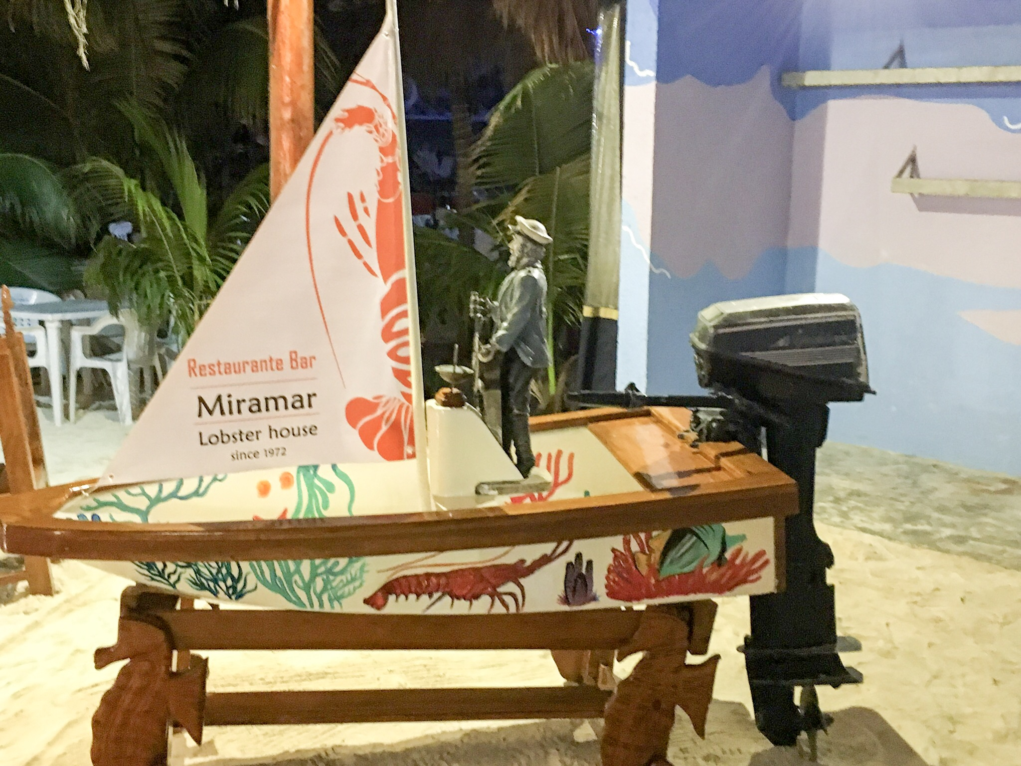 isla Mujeres   With Love Paper and Wine