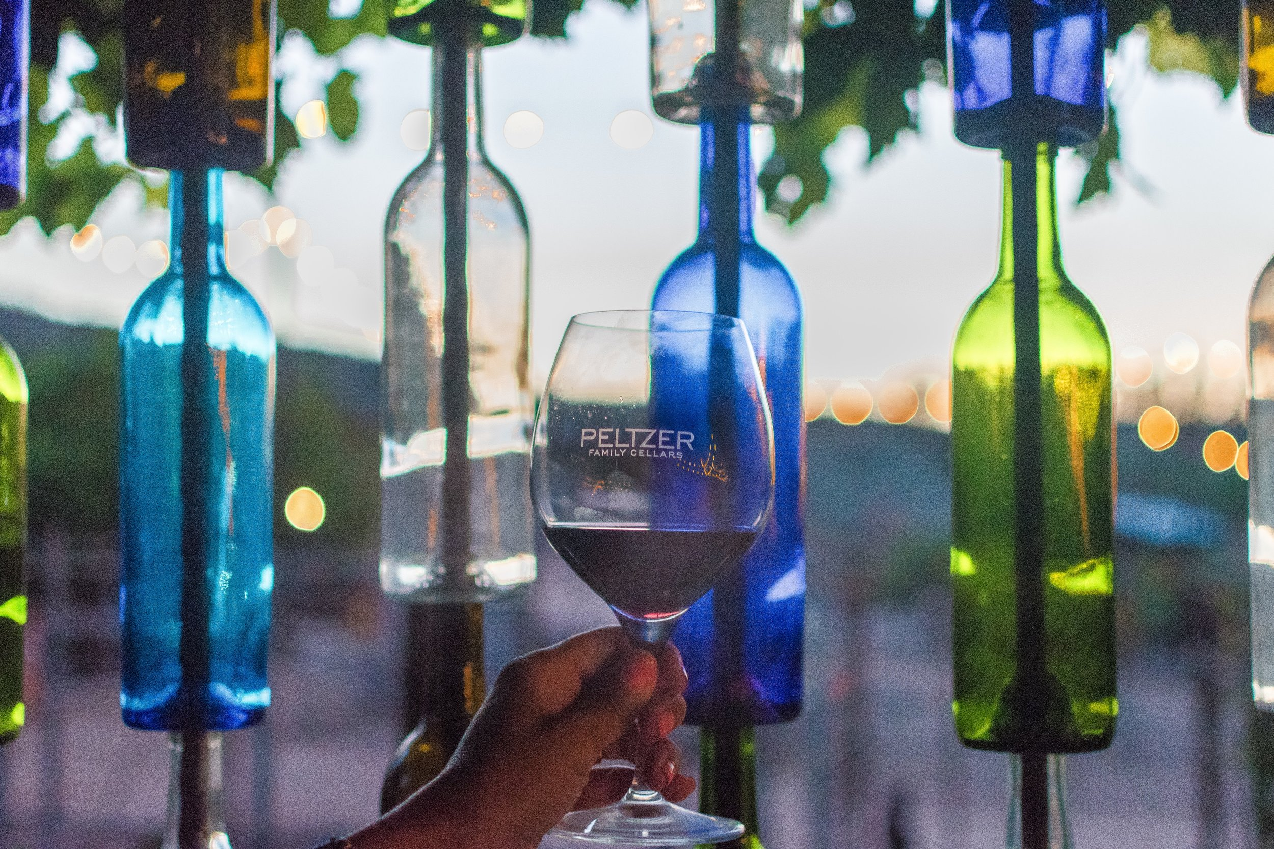 Jimmy Fu Photography at Peltzer Winery