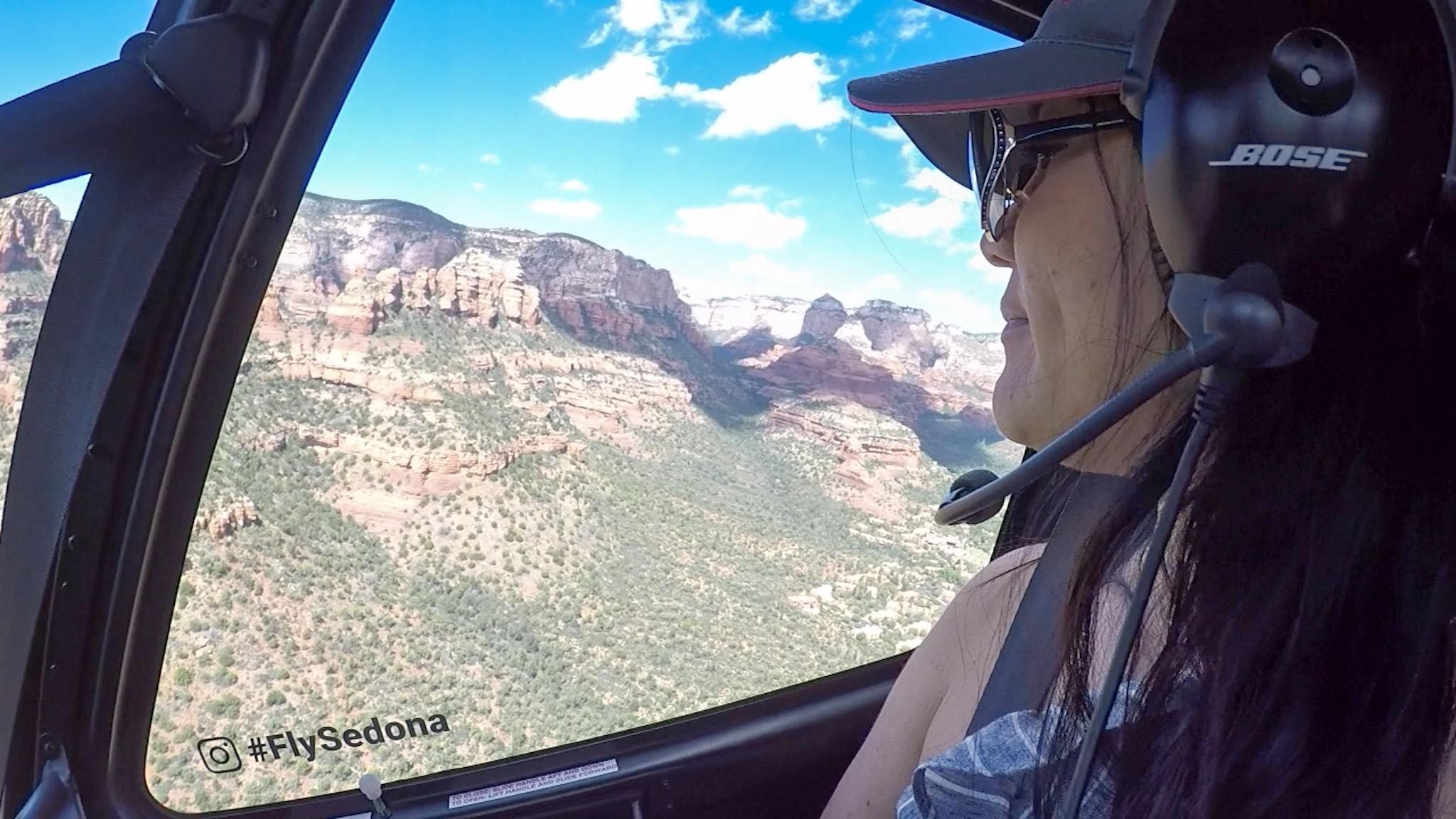 Sedona Helicopter Tour