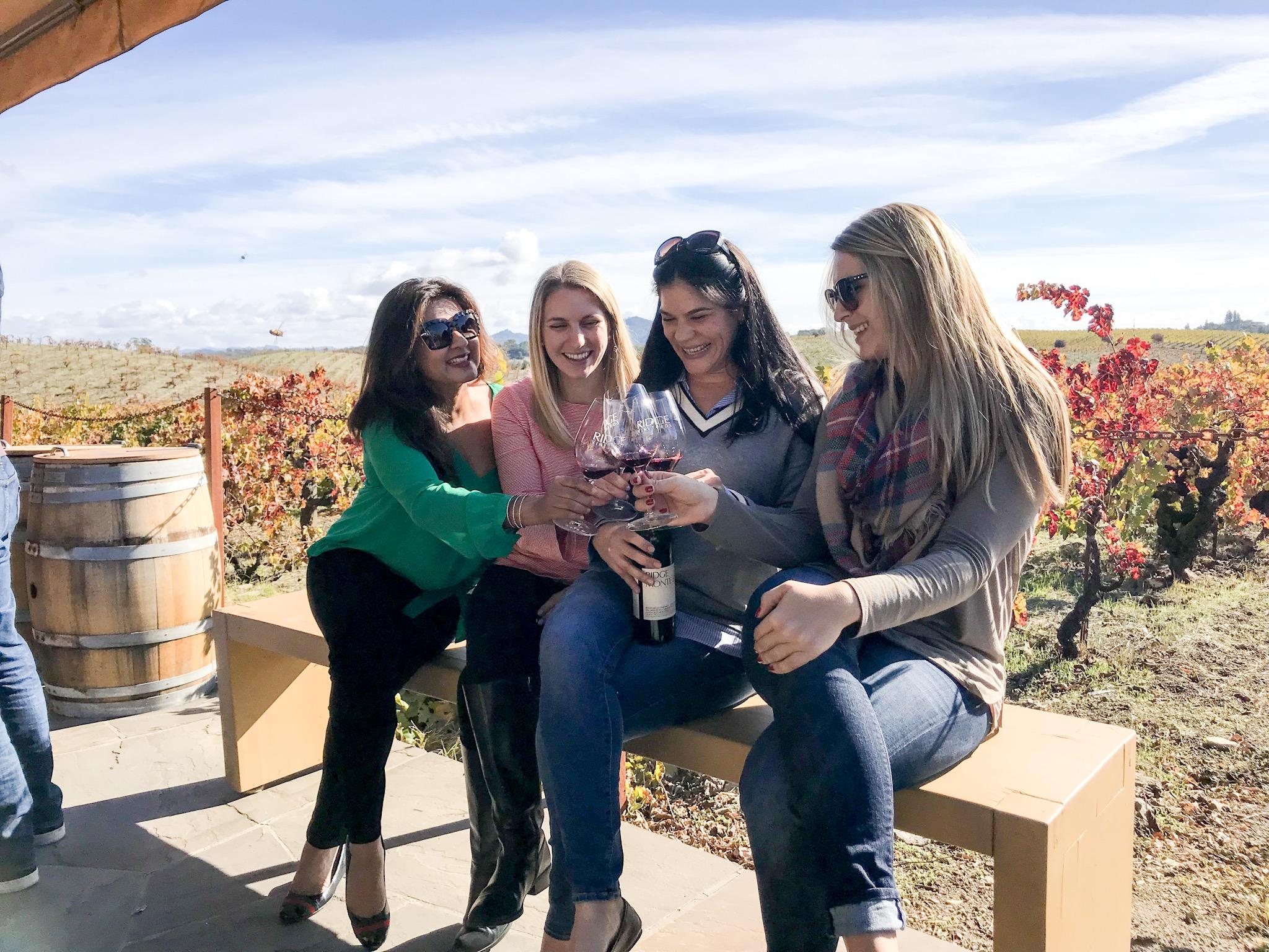 Ridge Vineyards | Zin and Tamales Benefit