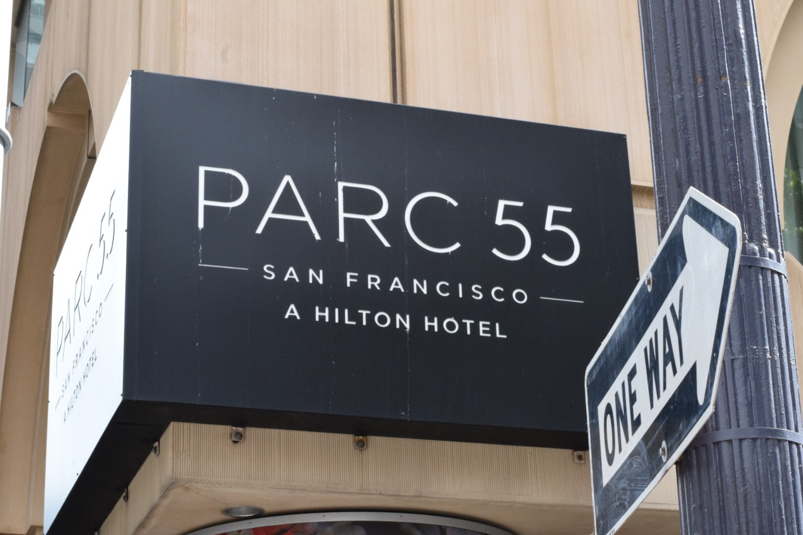 Parc 55 San Francisco Hilton | Photo by Erika Beach