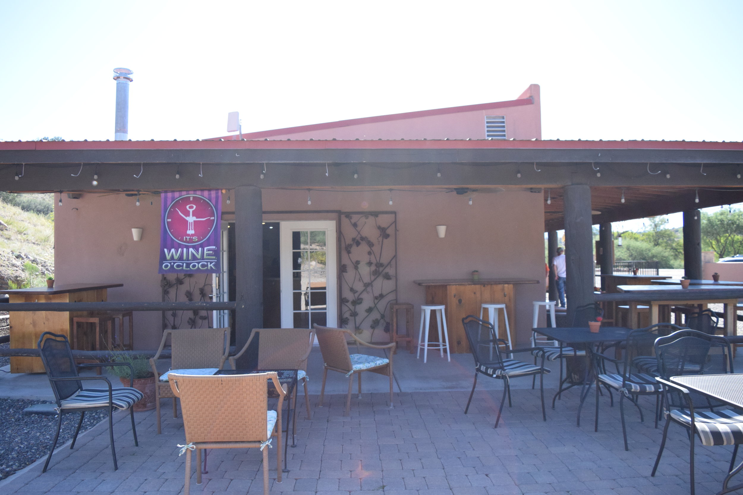 Cottonwood Wineries | Arizona