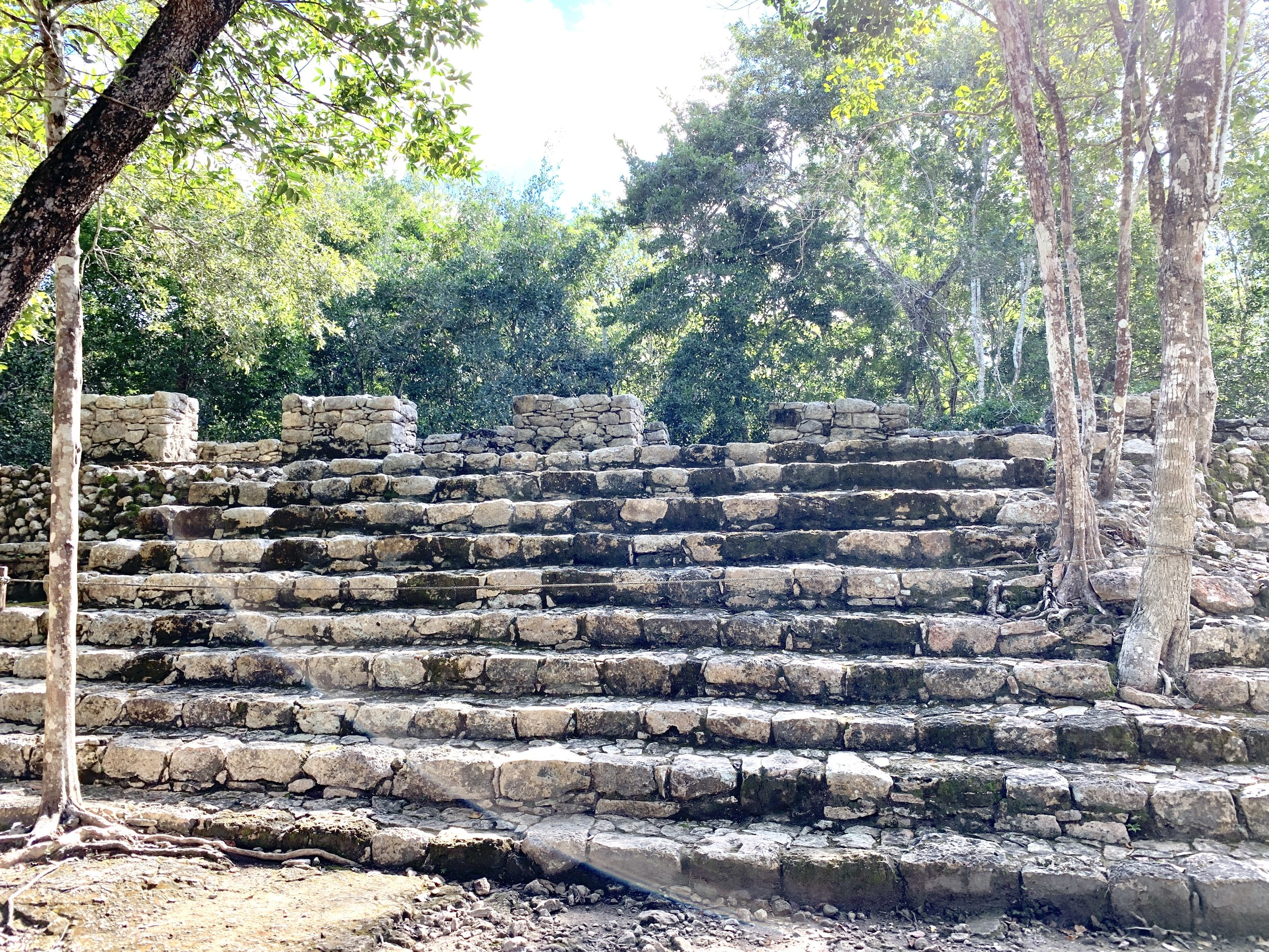 Coba | Nohoch Mul Ruin | Mexico