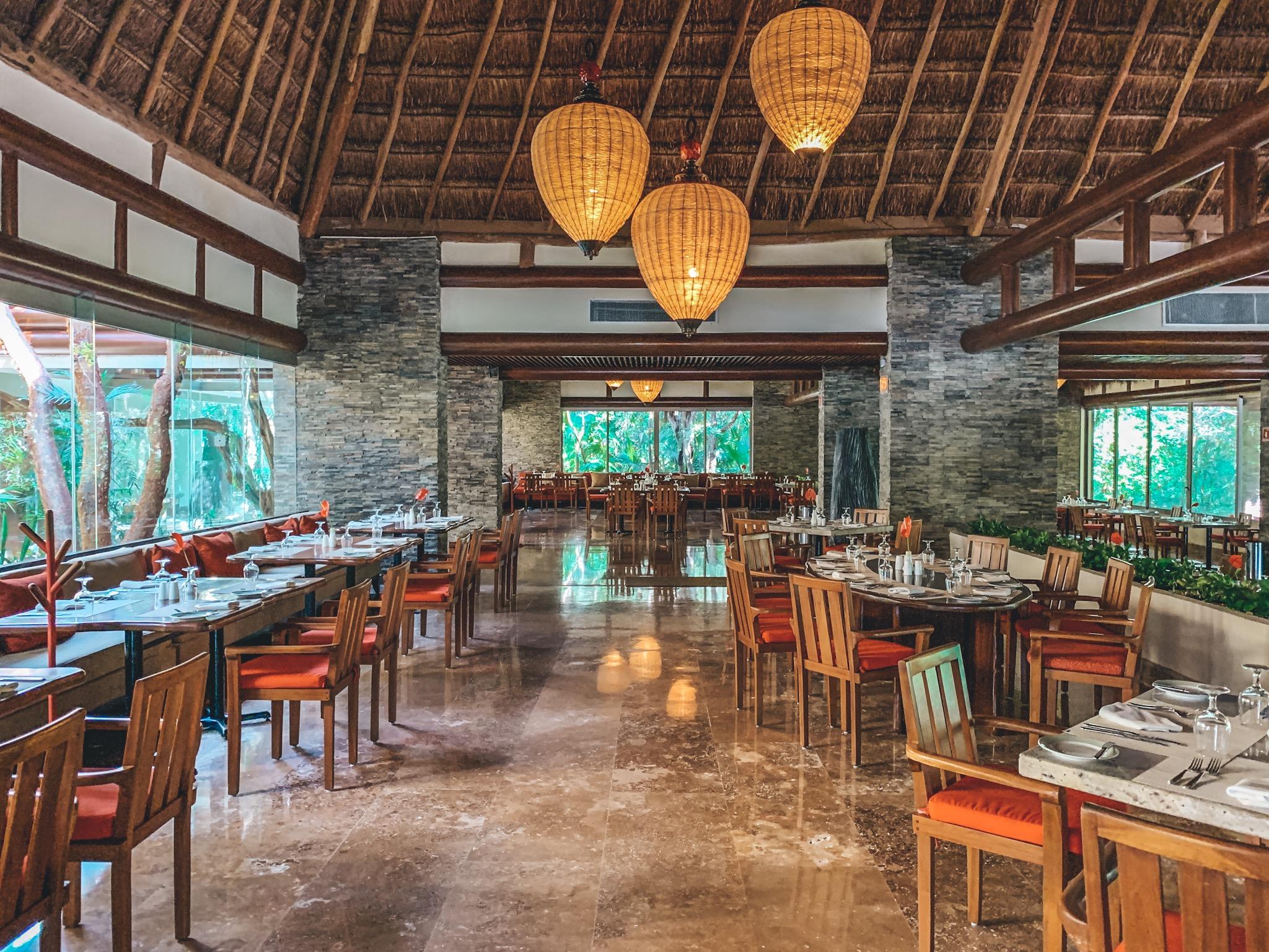 Chaka at the Zen Grand | Grand Velas Riviera Maya