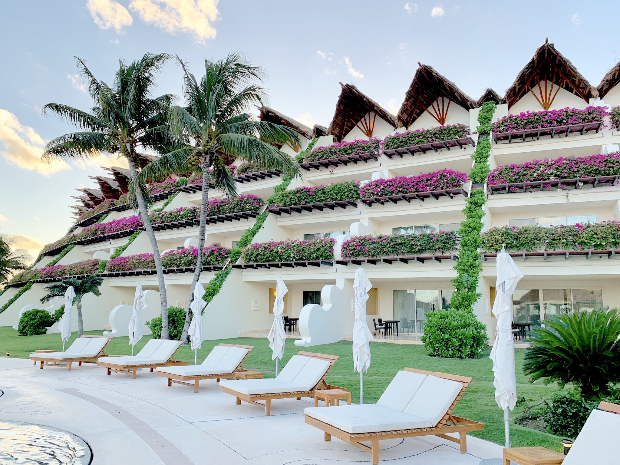 Ocean front Suites at the Ambassador | Grand Velas Riviera Maya