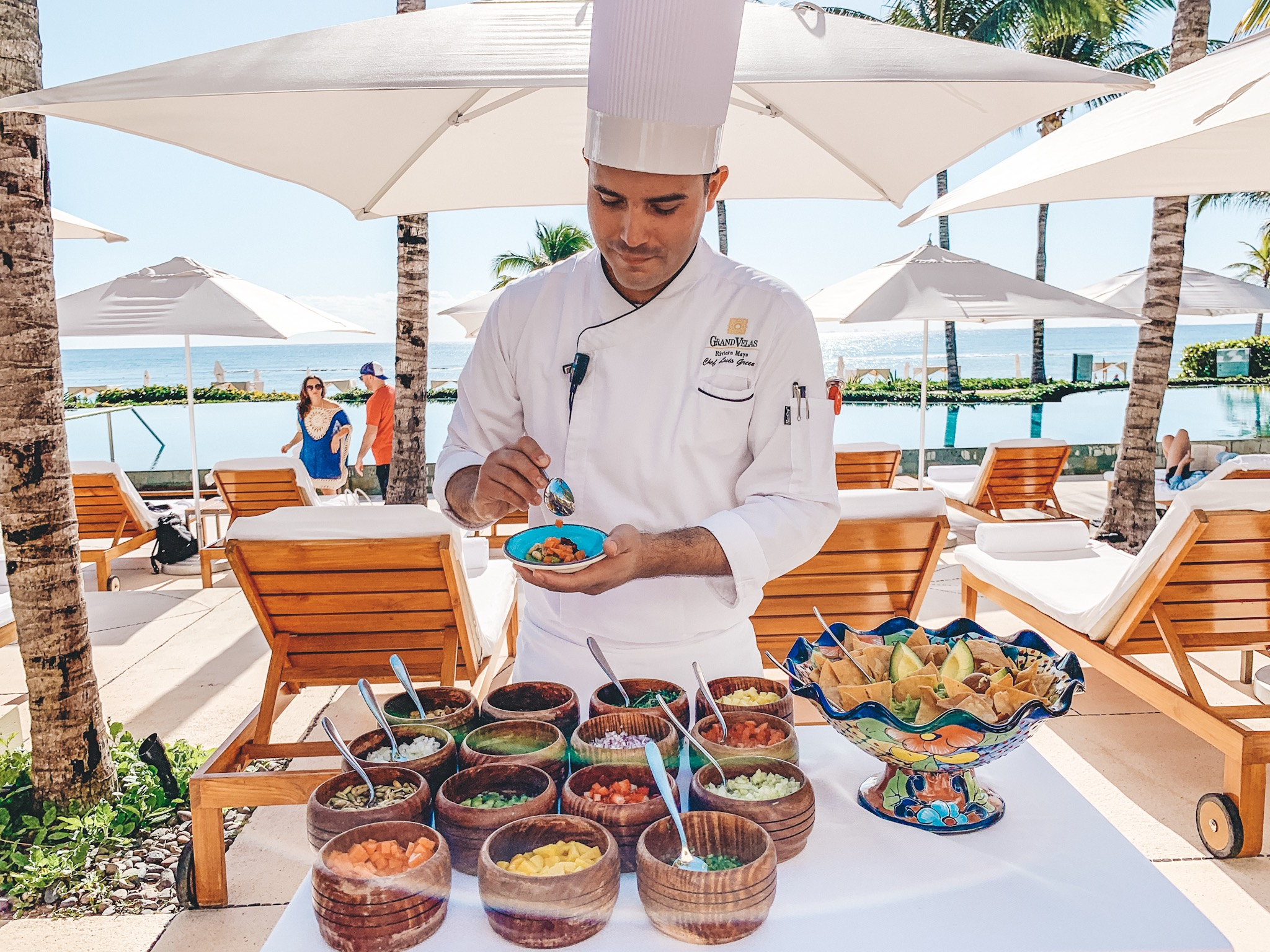 Guacamologist | Grand Class at the Grand Velas Riviera Maya Resort