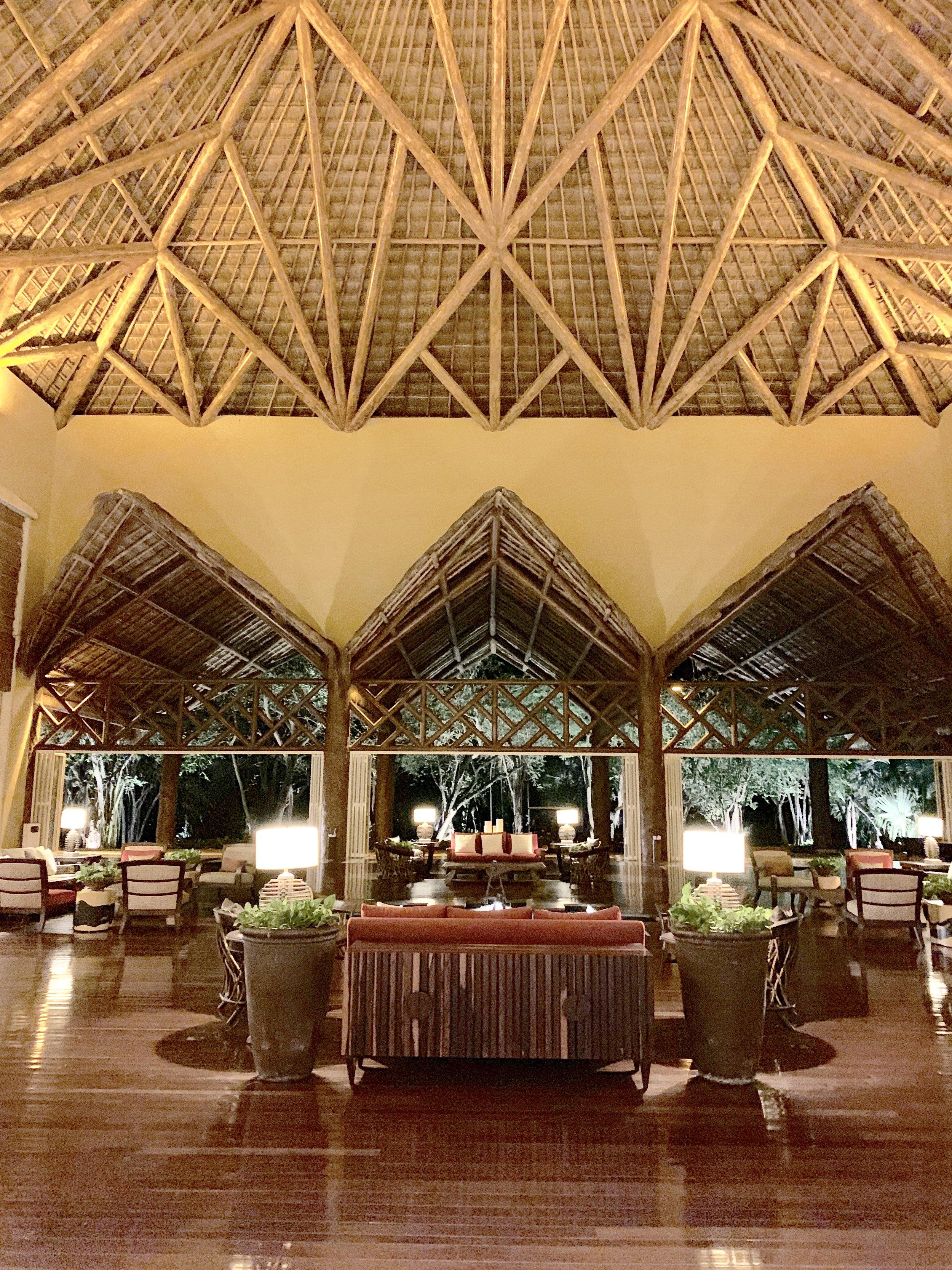 Entrance at the Zen Grand Experience at the Grand Velas Riviera Maya
