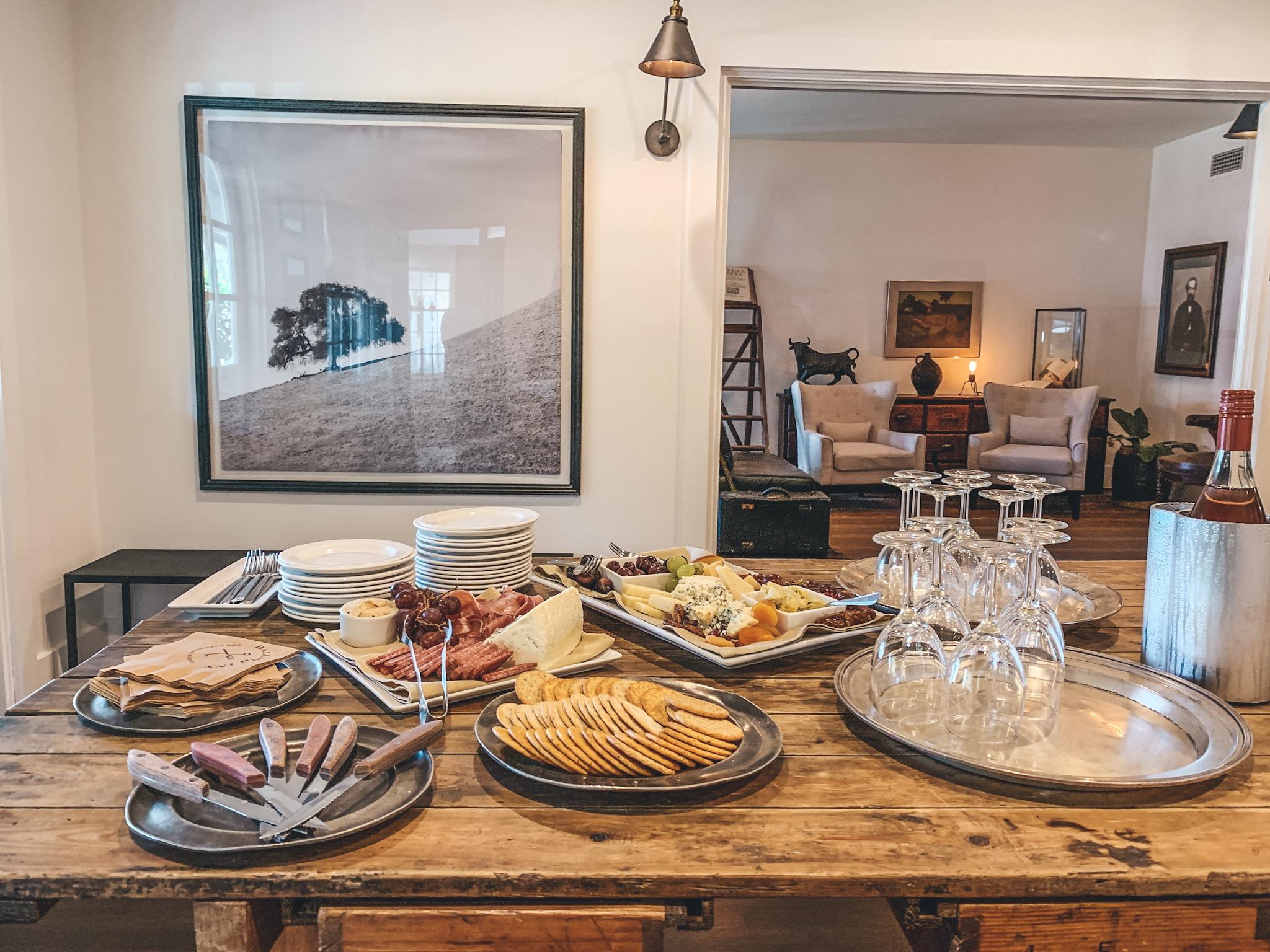 Ballard Inn and The Gathering Table   Santa Barbara Wine Country   Erika Beach