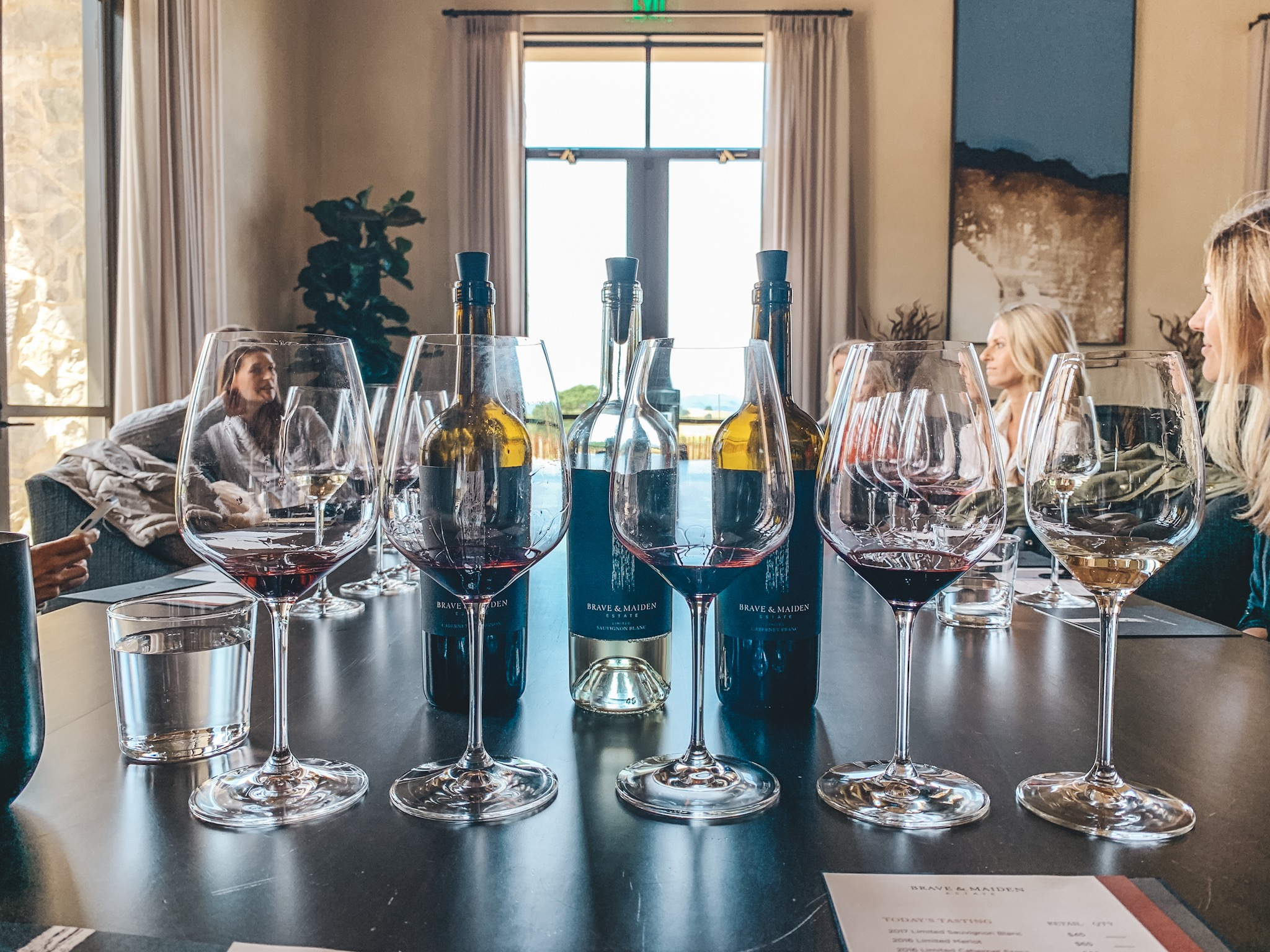 Brave & Maiden Estate  | Santa Barbara Wine Country | Erika Beach