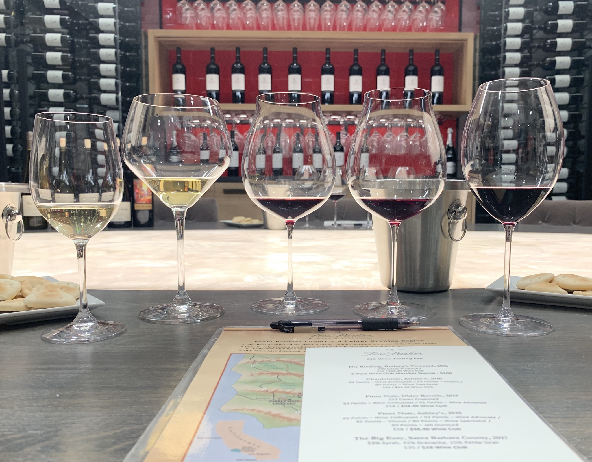 Fess Parker Winery | Santa Barbara Wine Country | Erika Beach
