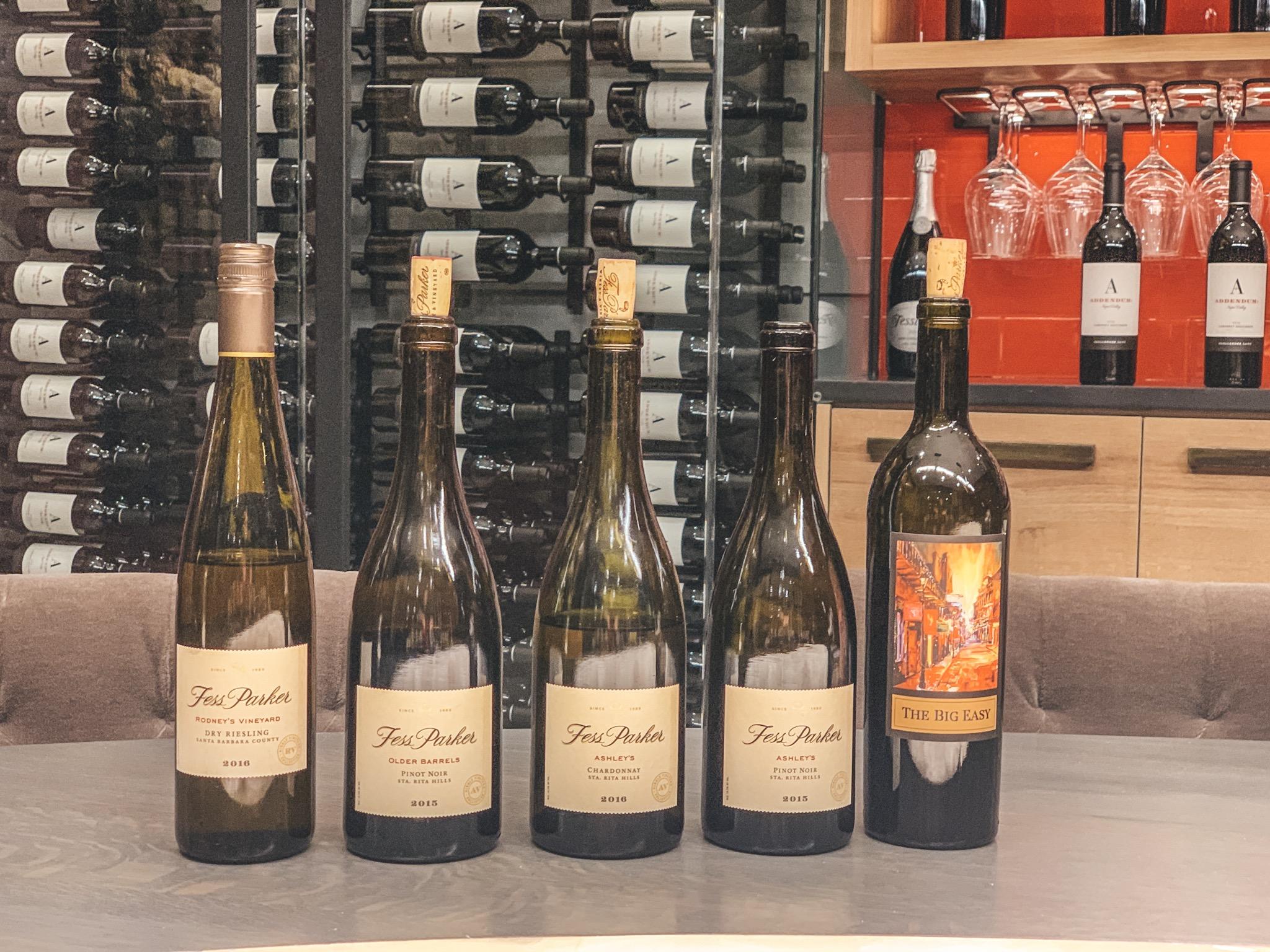 Fess Parker Winery   Santa Barbara Wine Country   Erika Beach