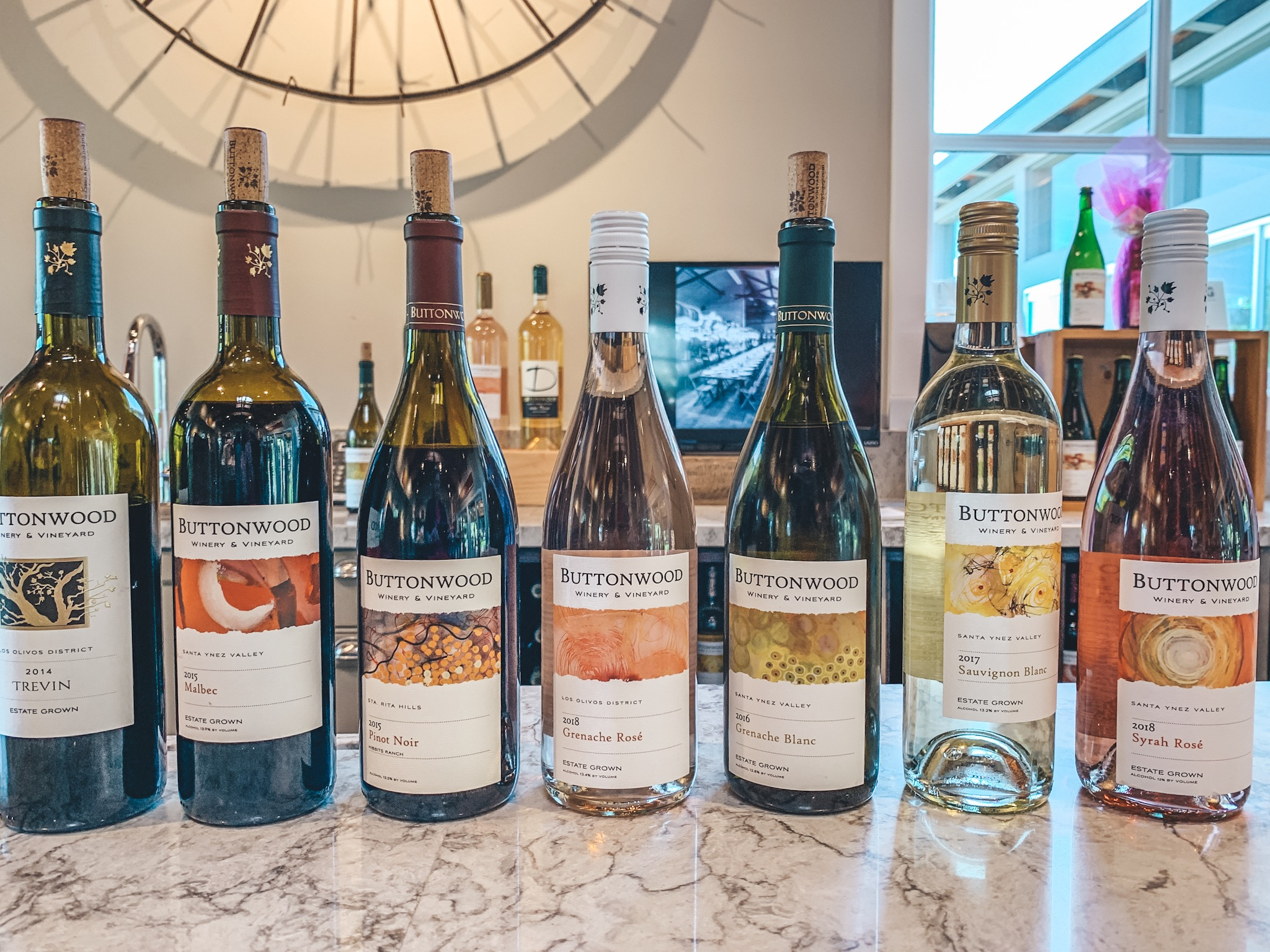 Buttonwood Farm Winery & Vineyards   Santa Barbara Wine Country   Erika Beach