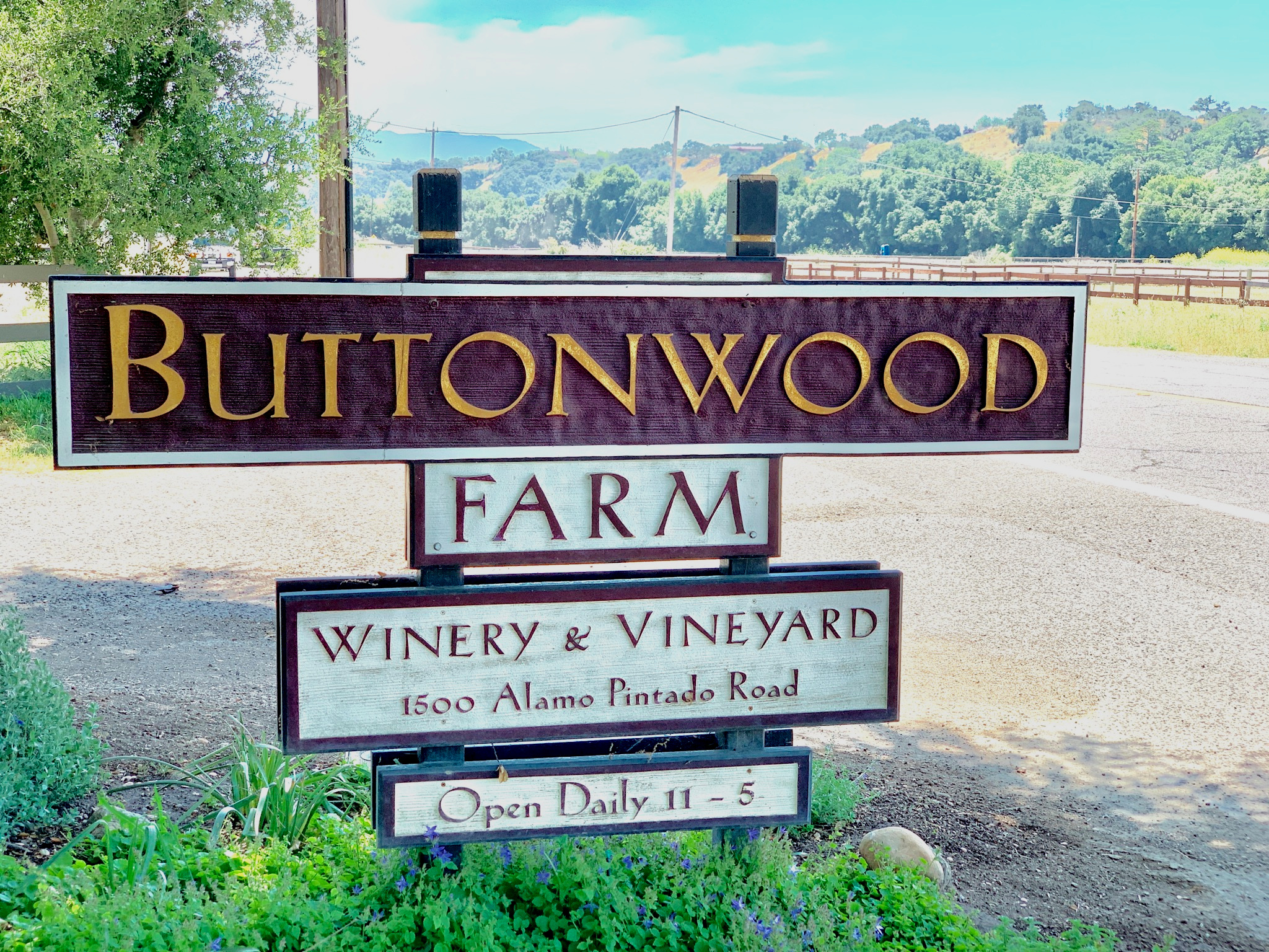 Buttonwood Farm Winery & Vineyards | Santa Barbara Wine Country | Erika Beach