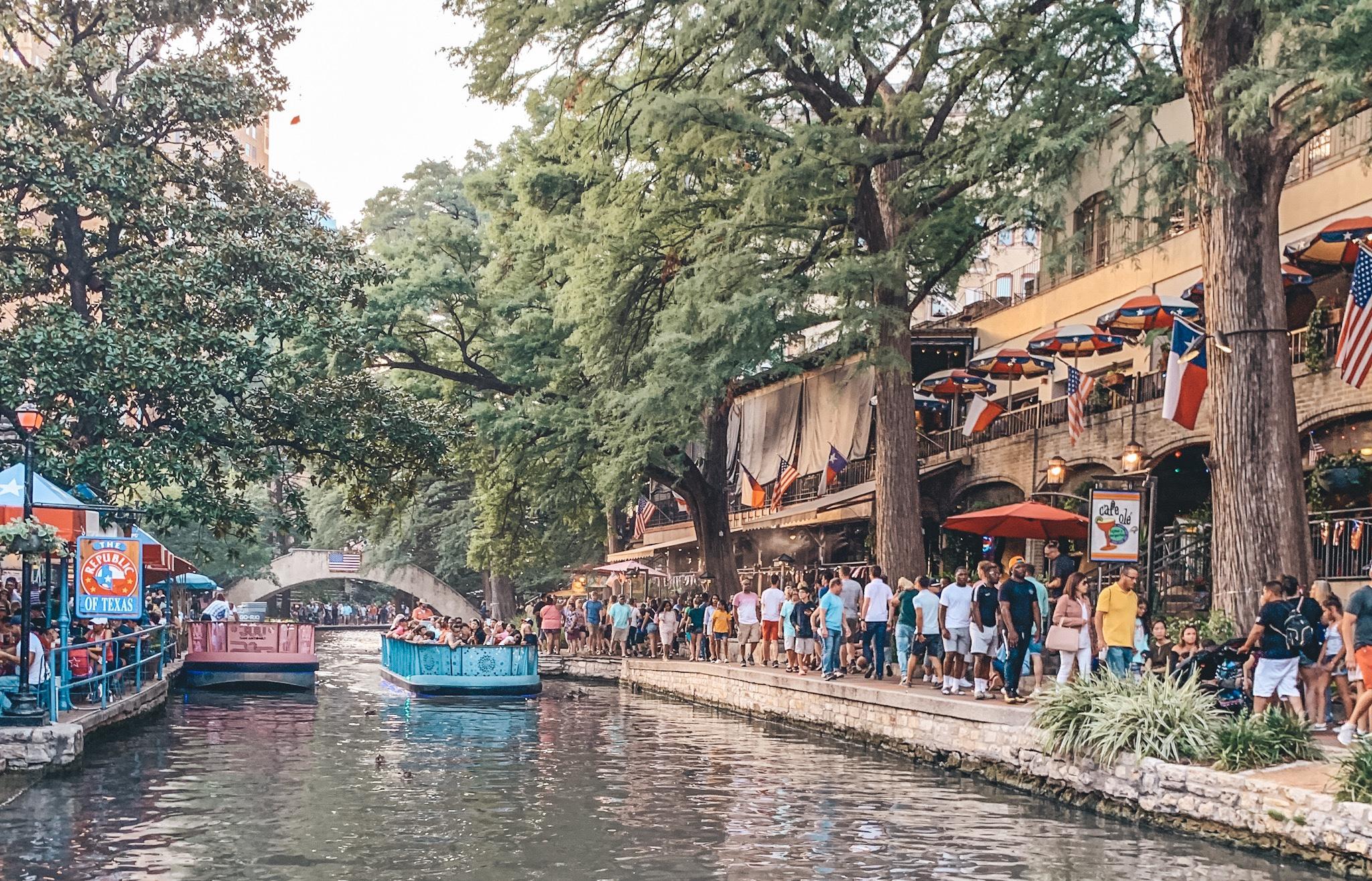 San Antonio Riverwalk | Texas | Photo By Erika Beach