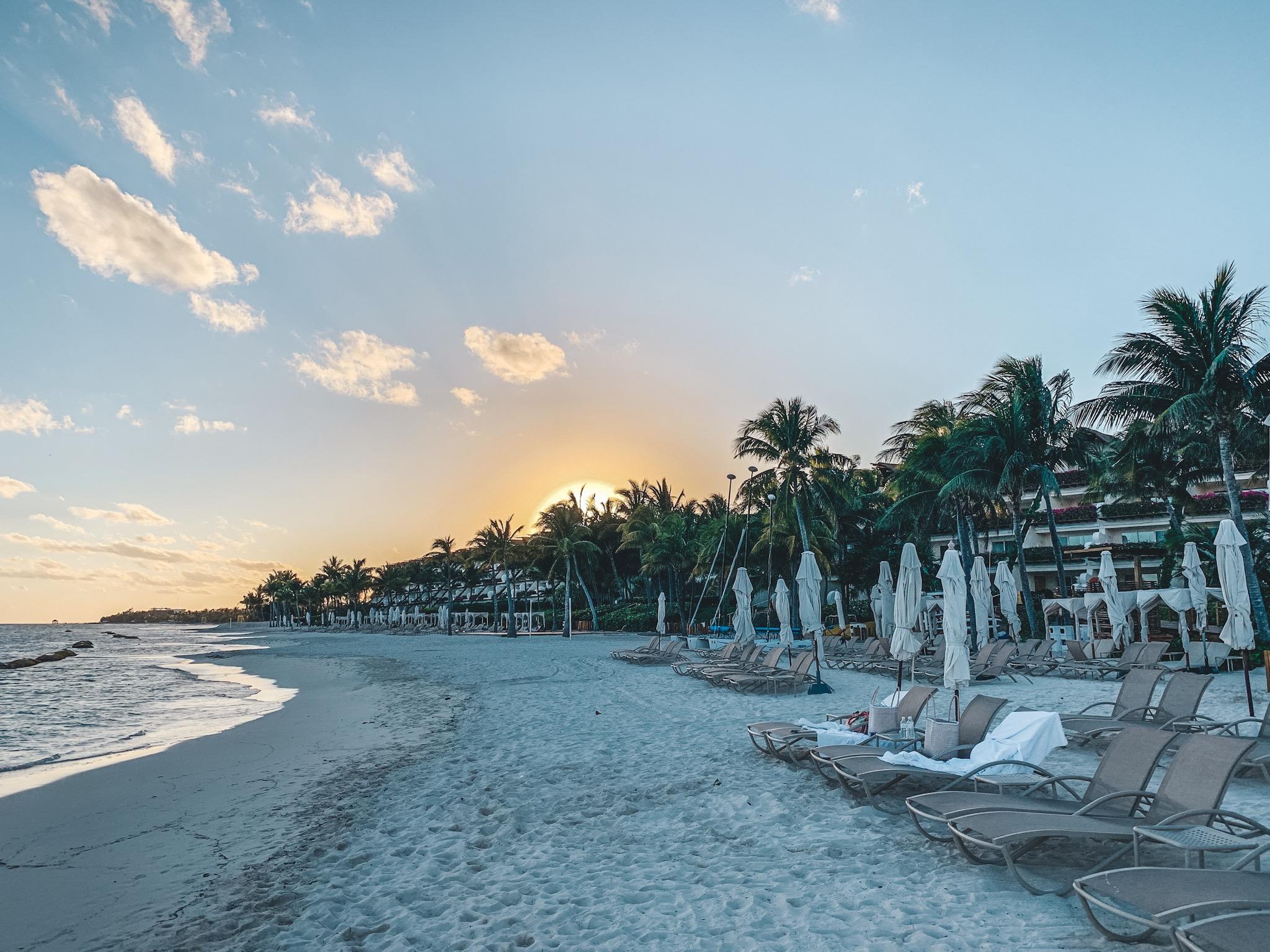 Ambassador at the Grand Velas Riviera Maya Luxury All-Inclusive
