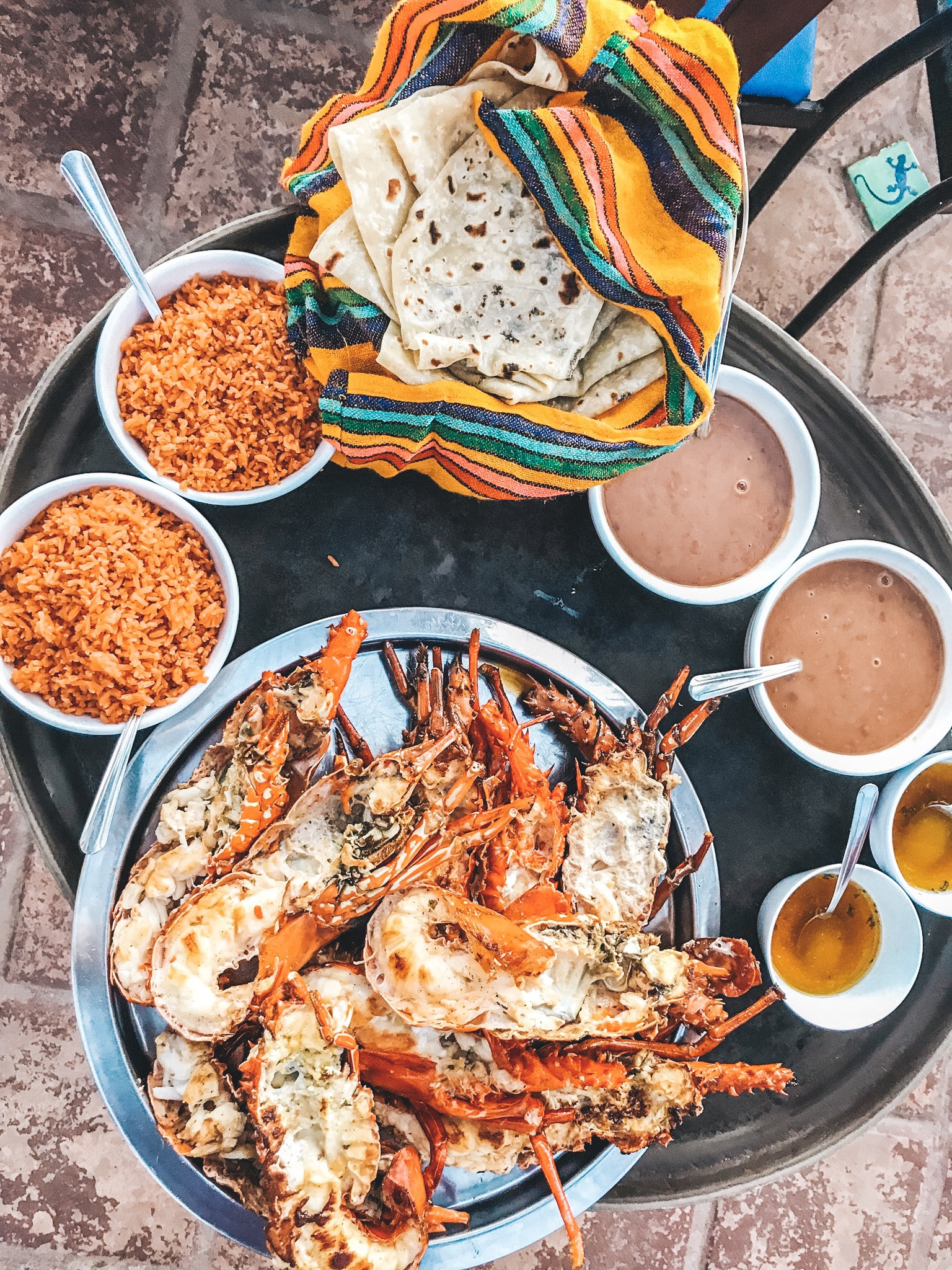 Puerto Nuevo Lobster House | Photo by Erika Beach
