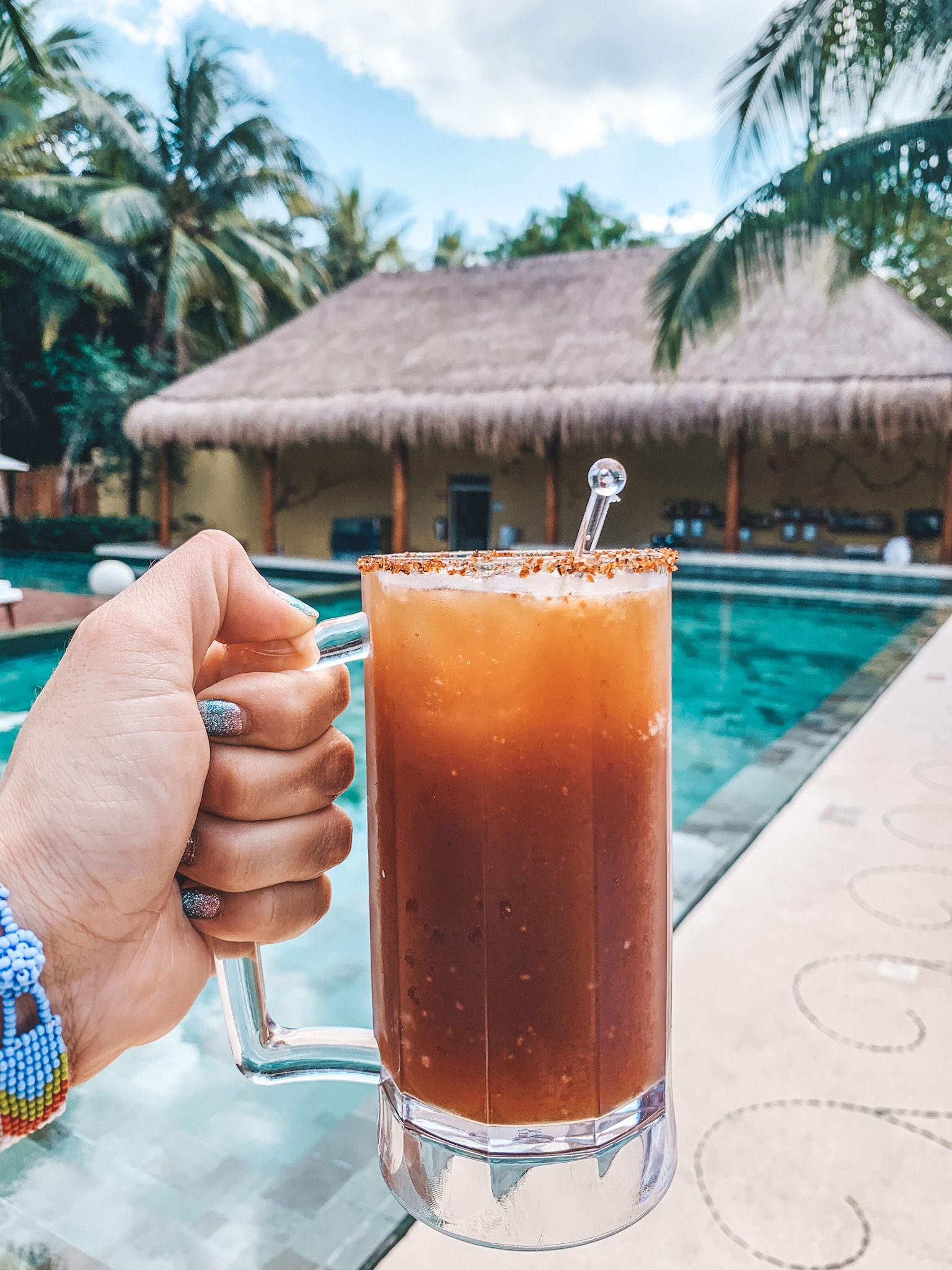The pool at the Zen Grand | Grand Velas Riviera Maya