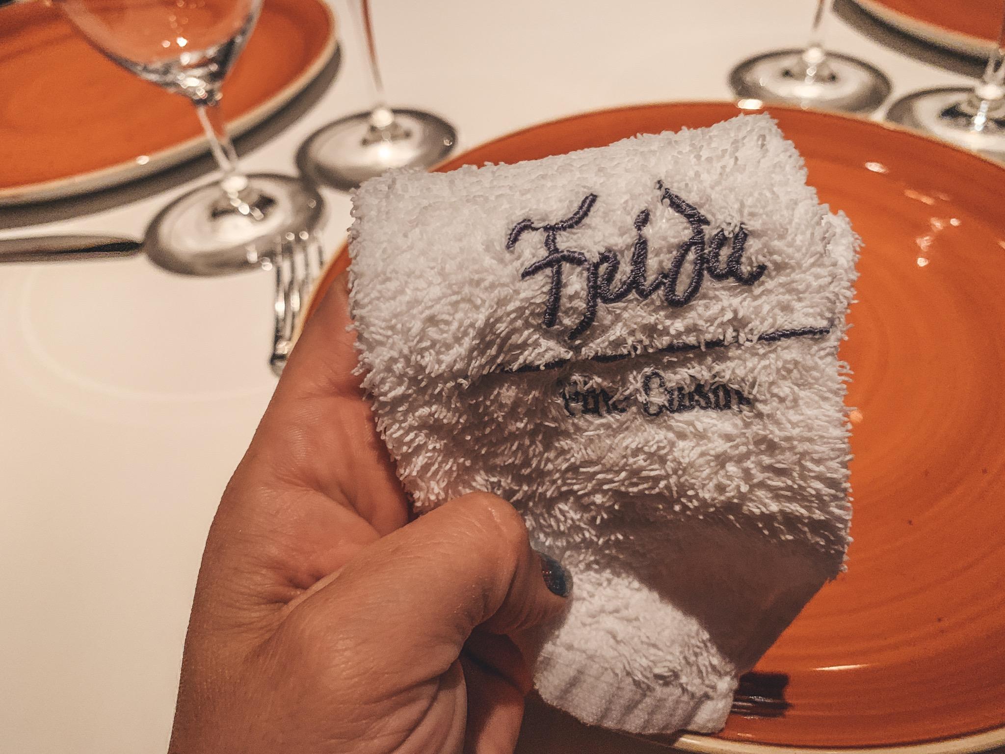 Frida Restaurant | Photo by Erika Beach | Grand Velas Riviera Maya