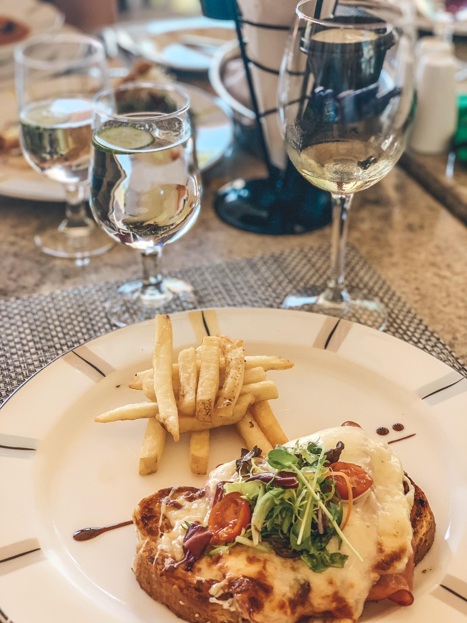 Cafe Bistro at the Grand Class at the Grand Velas Riviera Maya Resort