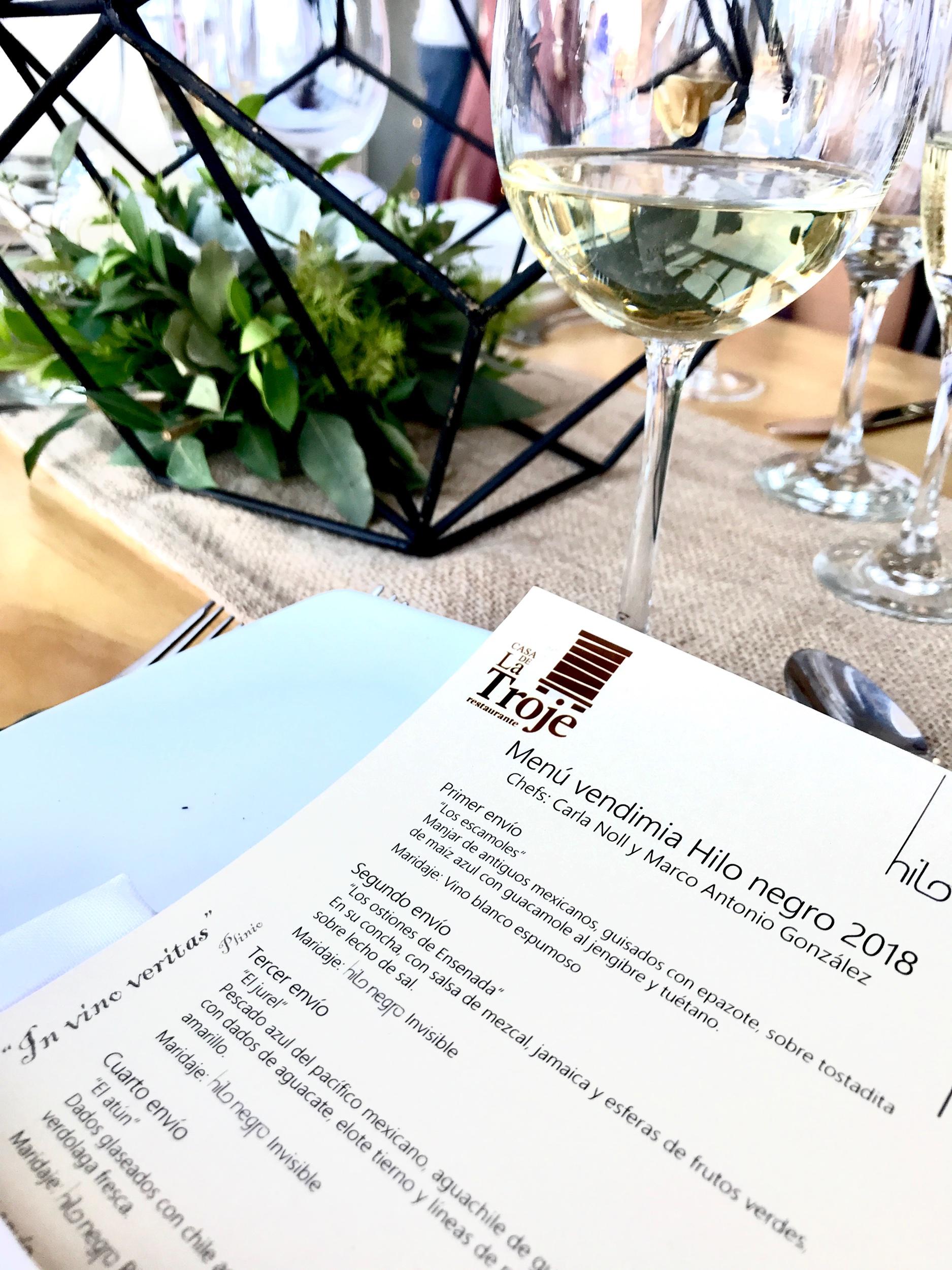 El Troje Restaurant with Hilo Negro