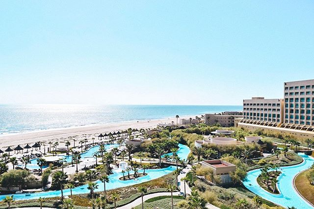 Did you know that the longest lazy river in Mexico is @vidanta  Grand Mayan in Puerto Peñasco? Well, let me tell you, it's the coolest thing ever and I wish I could go back! #travelblues