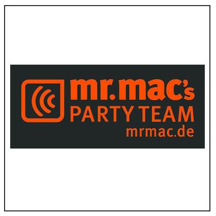 Mr.Macs Partyteam  www.mrmac.de