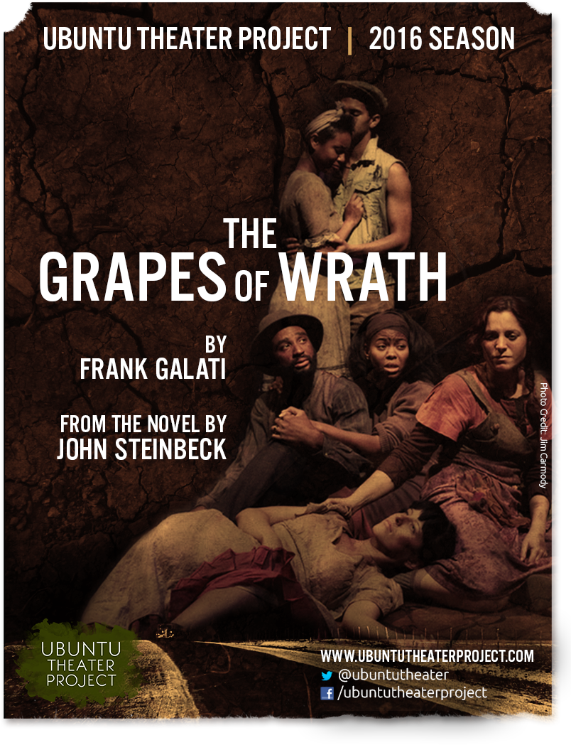The Grapes of Wrath at Oakland City Church, extended to May 1st 2016