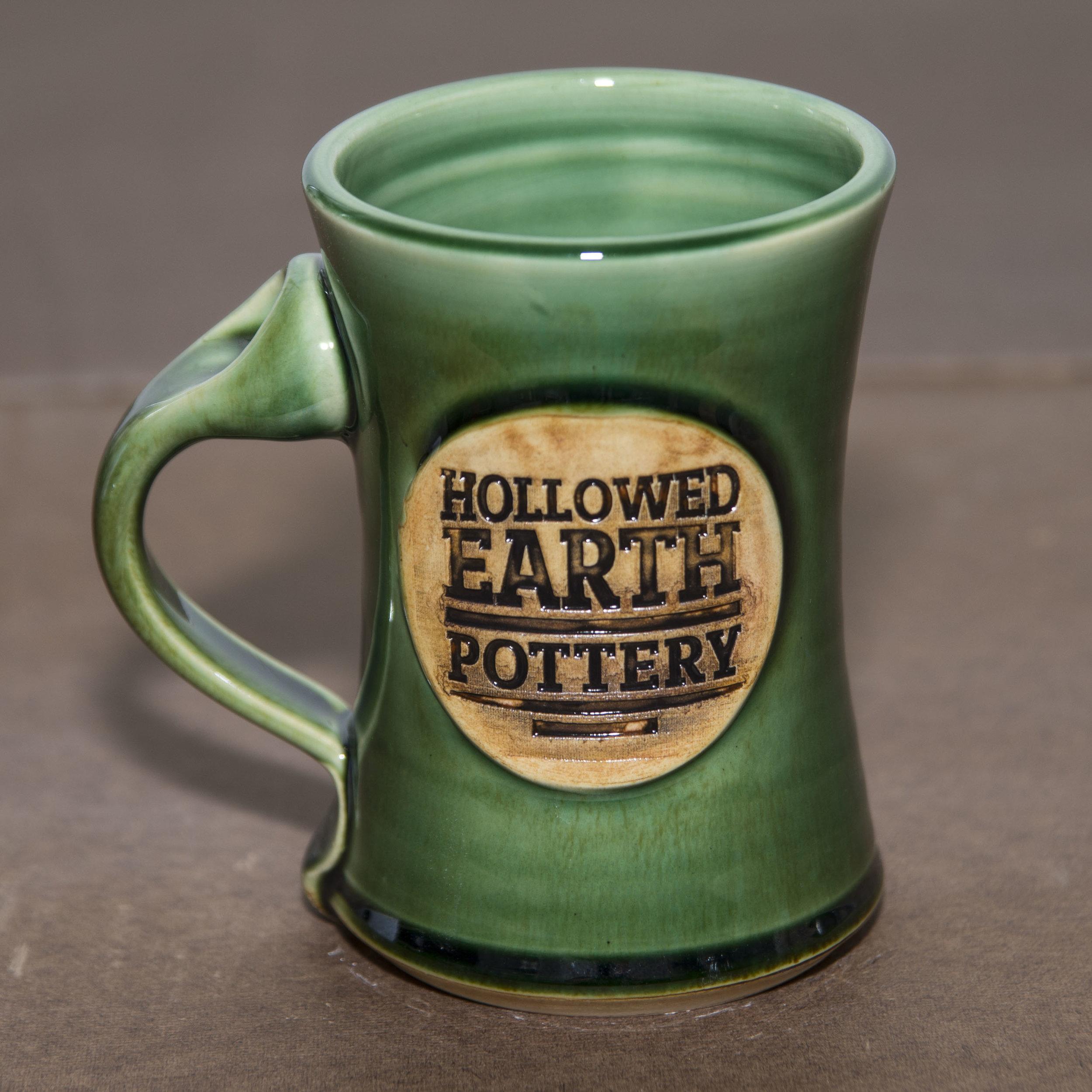 Mill Style, Green Glaze