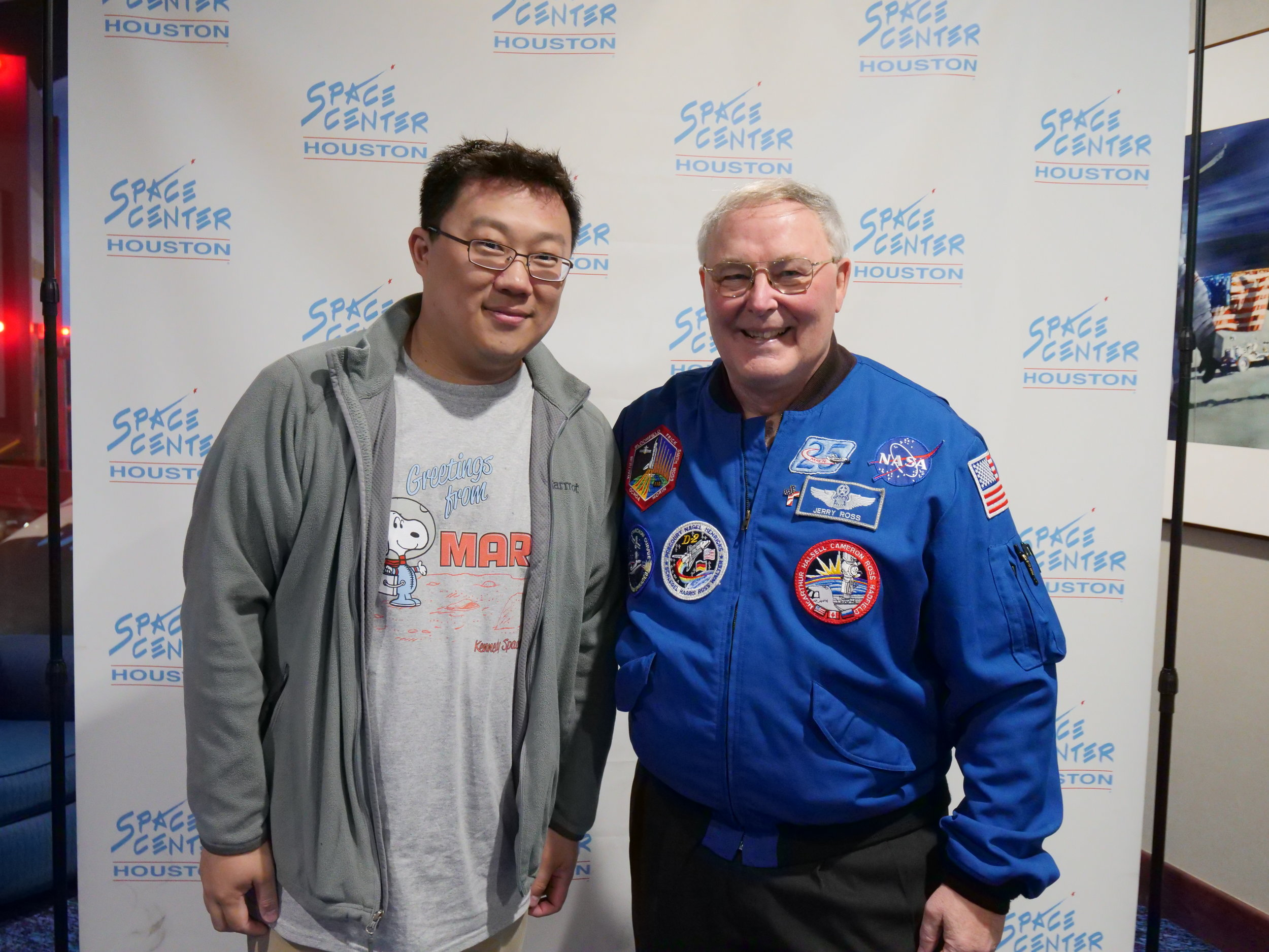 Jerry Ross, Astronaut