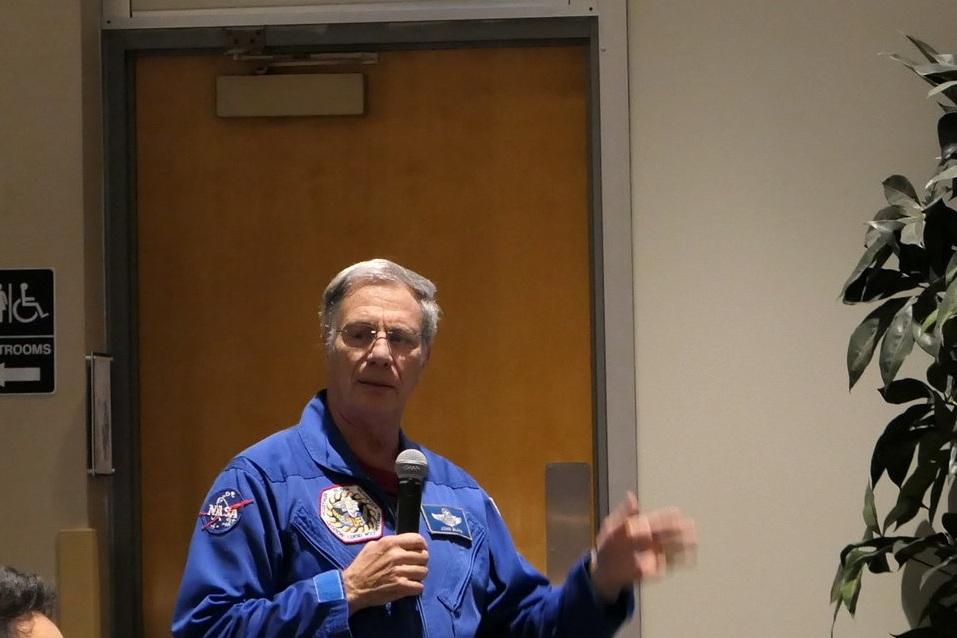 John Blaha, Astronaut