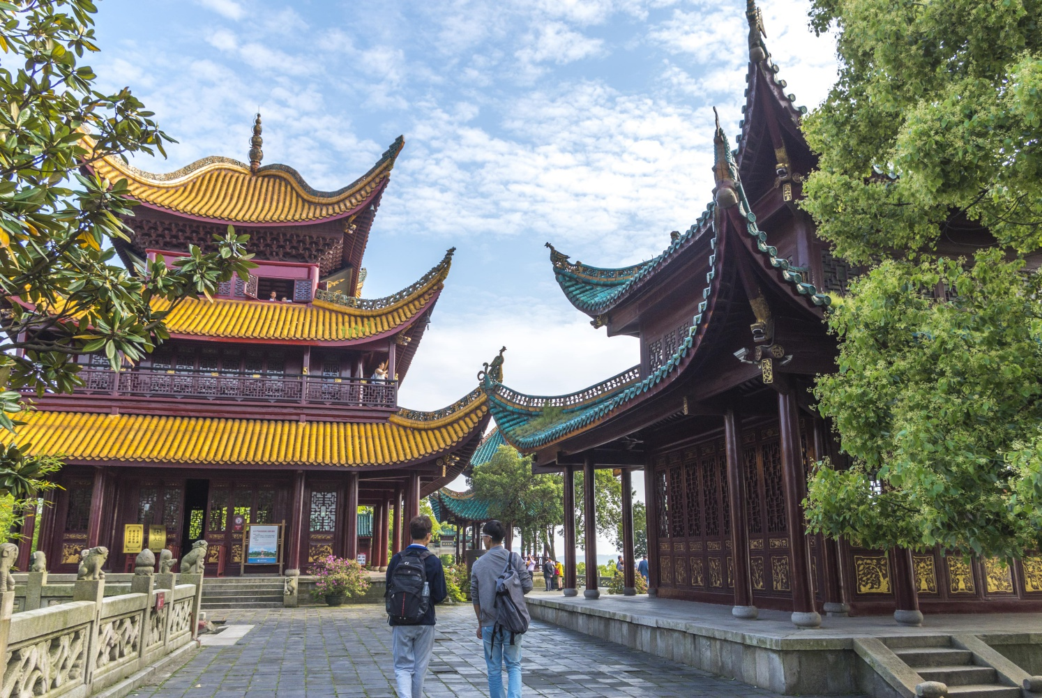 Day 10: Dongting/ Yueyang Tower - Take a tranquil boat trip on China's second largest freshwater lake, surrounded by fish, birds and mountains. Look back across the lake from Yueyang Tower, a distinctive and historic piece of ancient architecture.