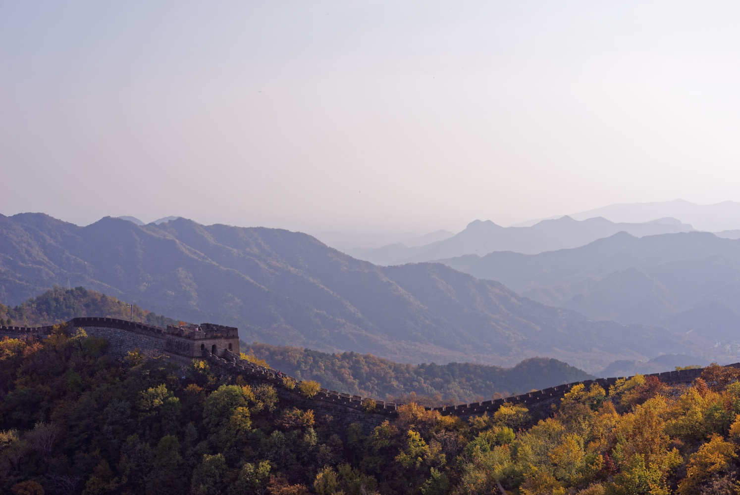 Days 15-16: The Great Wall & Fly Home - Seeing really is believing with China's Great Wall. Walk and climb your way up and down this magnificent structure, looking out across mountains around you like people have for thousands of years.