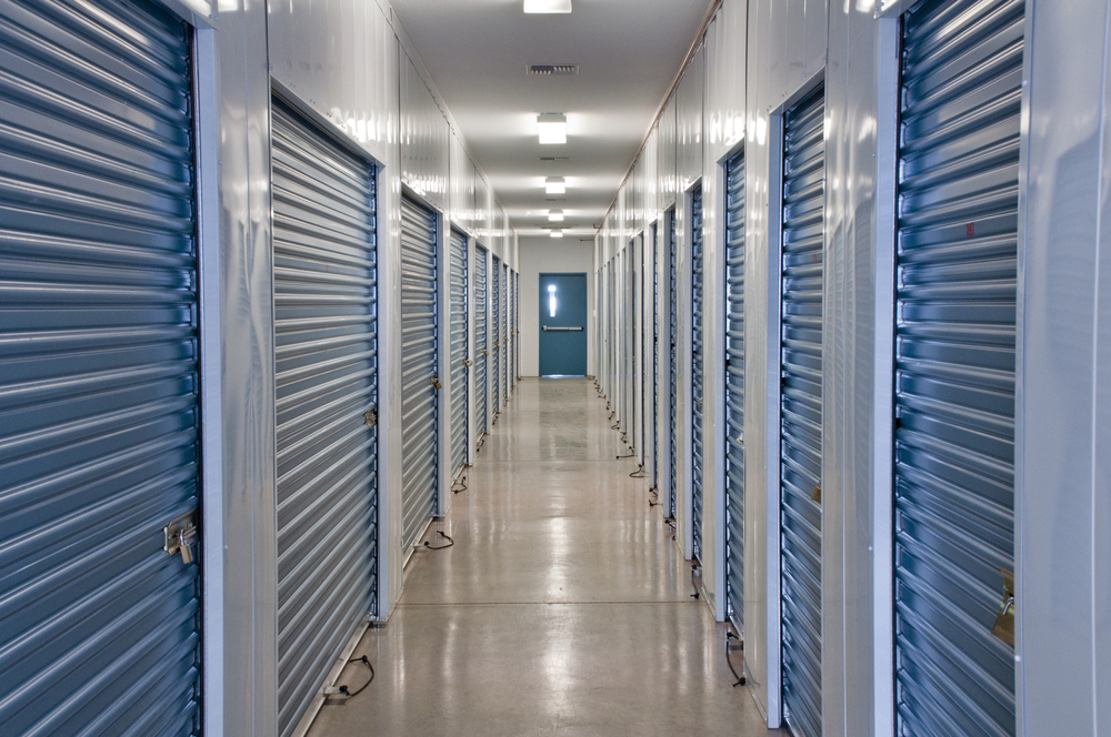 STORAGE SOLUTIONS SIMPLIFIED   Safe - Secure - Affordable   LEARN MORE