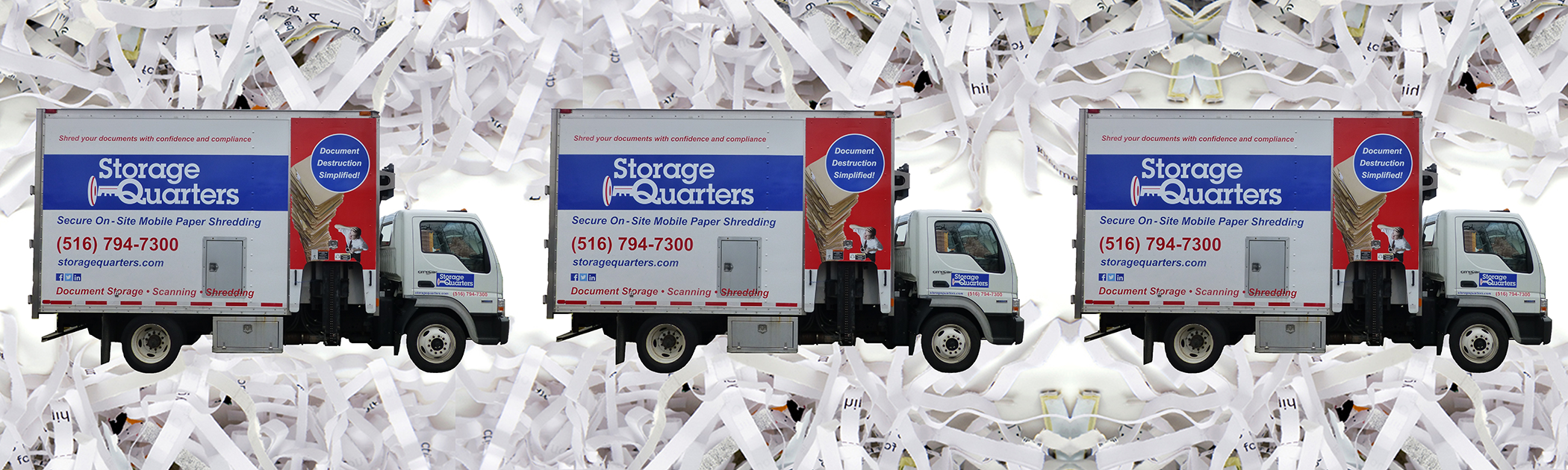 MOBILE SHREDDING   WE COME TO YOU   GET STARTED