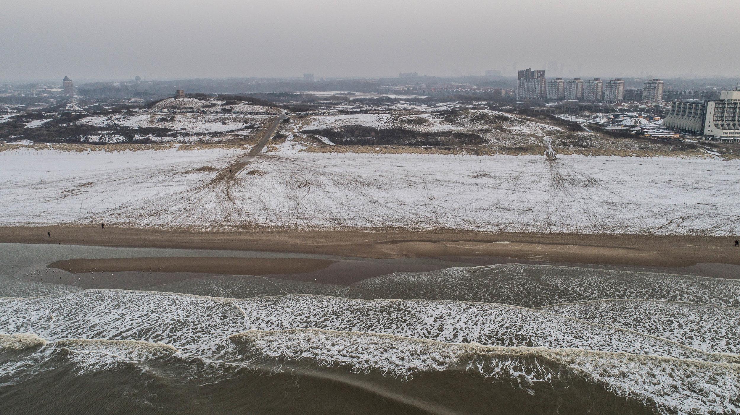 Scheveningen, the Netherlands   February 12, 2017