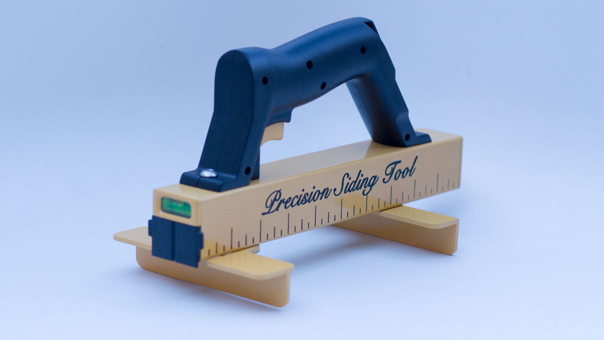 Precision Siding Tool - Manufactured Version