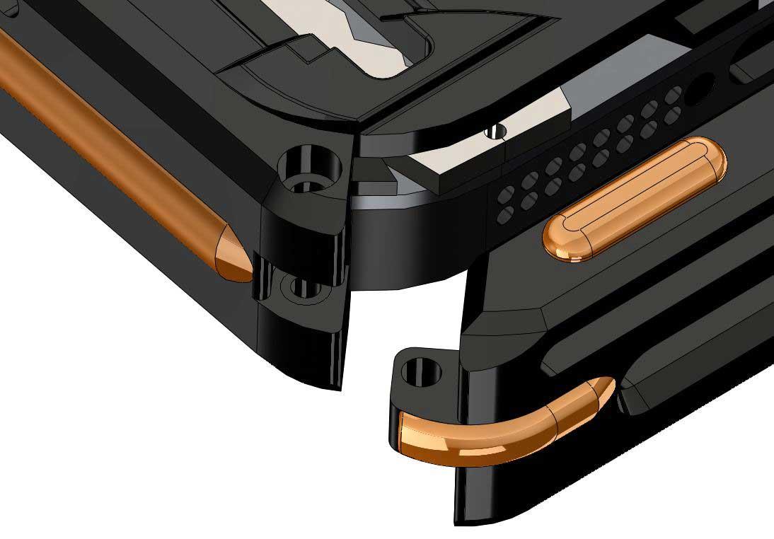 CAD - Phone Accessory Mechanical Design